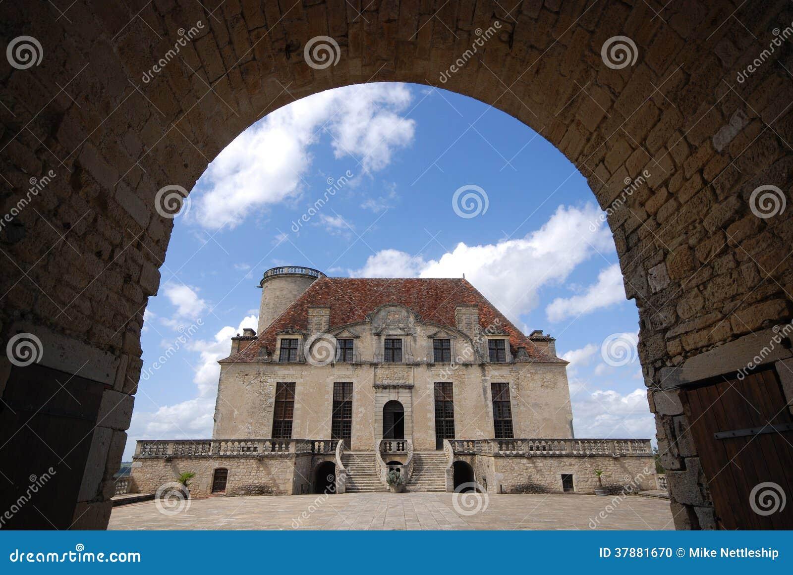 Franse chateau