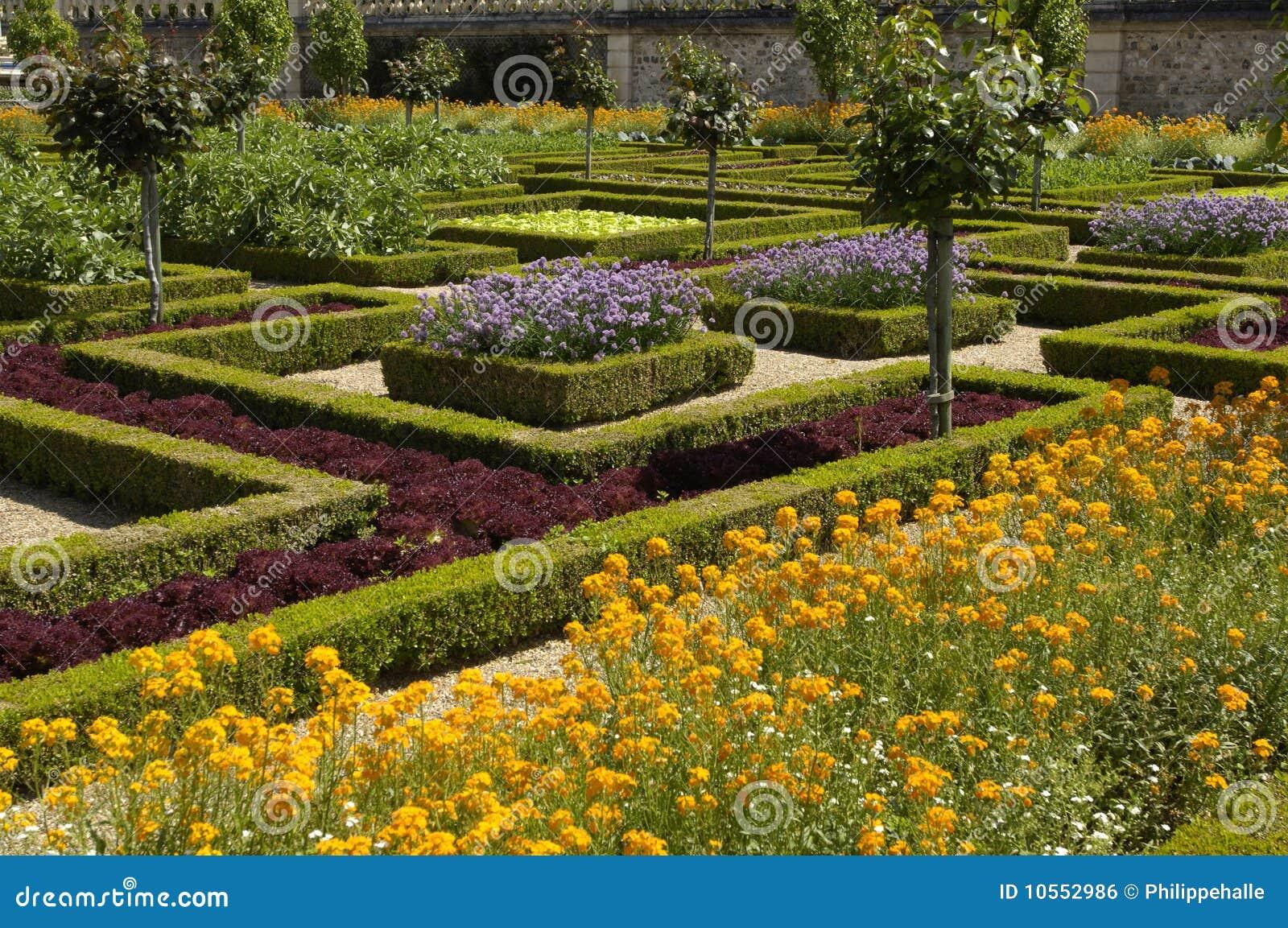 Franse formele tuin stock foto afbeelding bestaande uit for Franse tuin