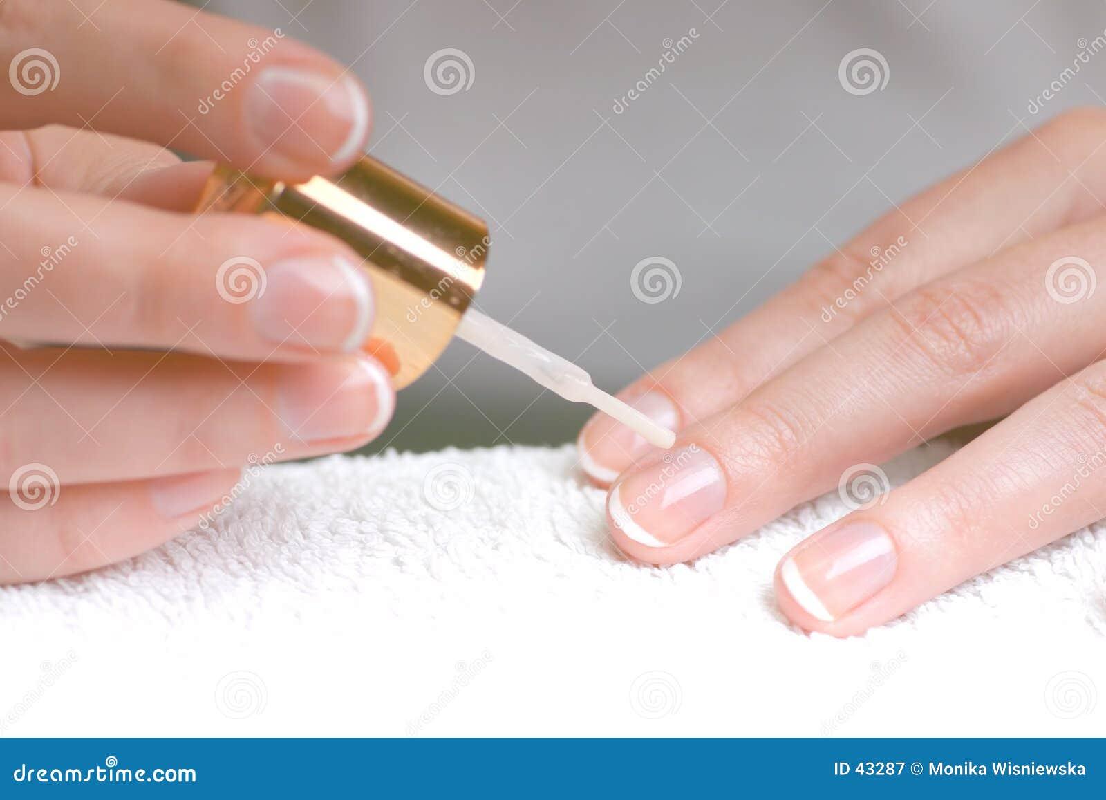 Franse Manicure 2