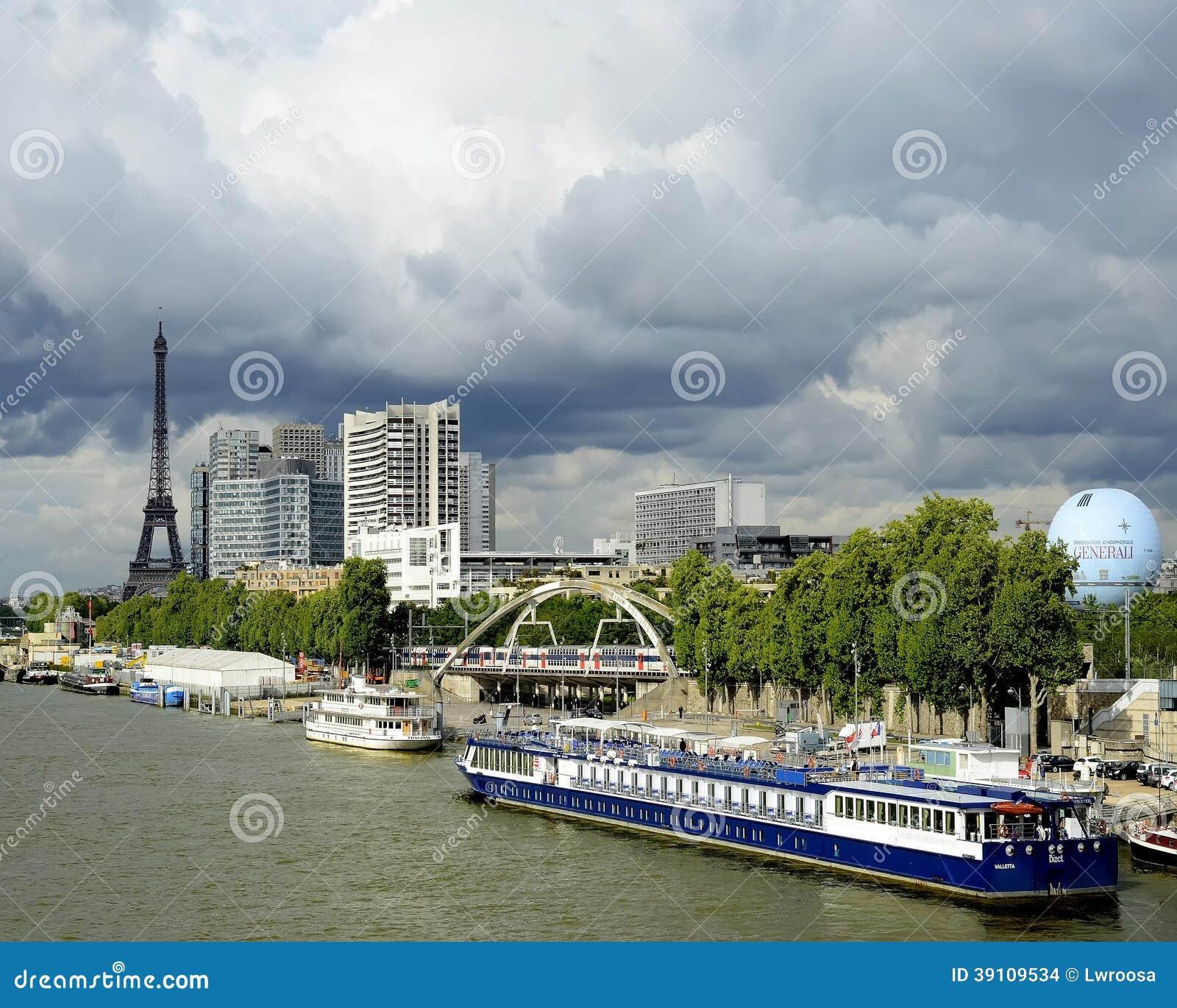 Franse Riverboat