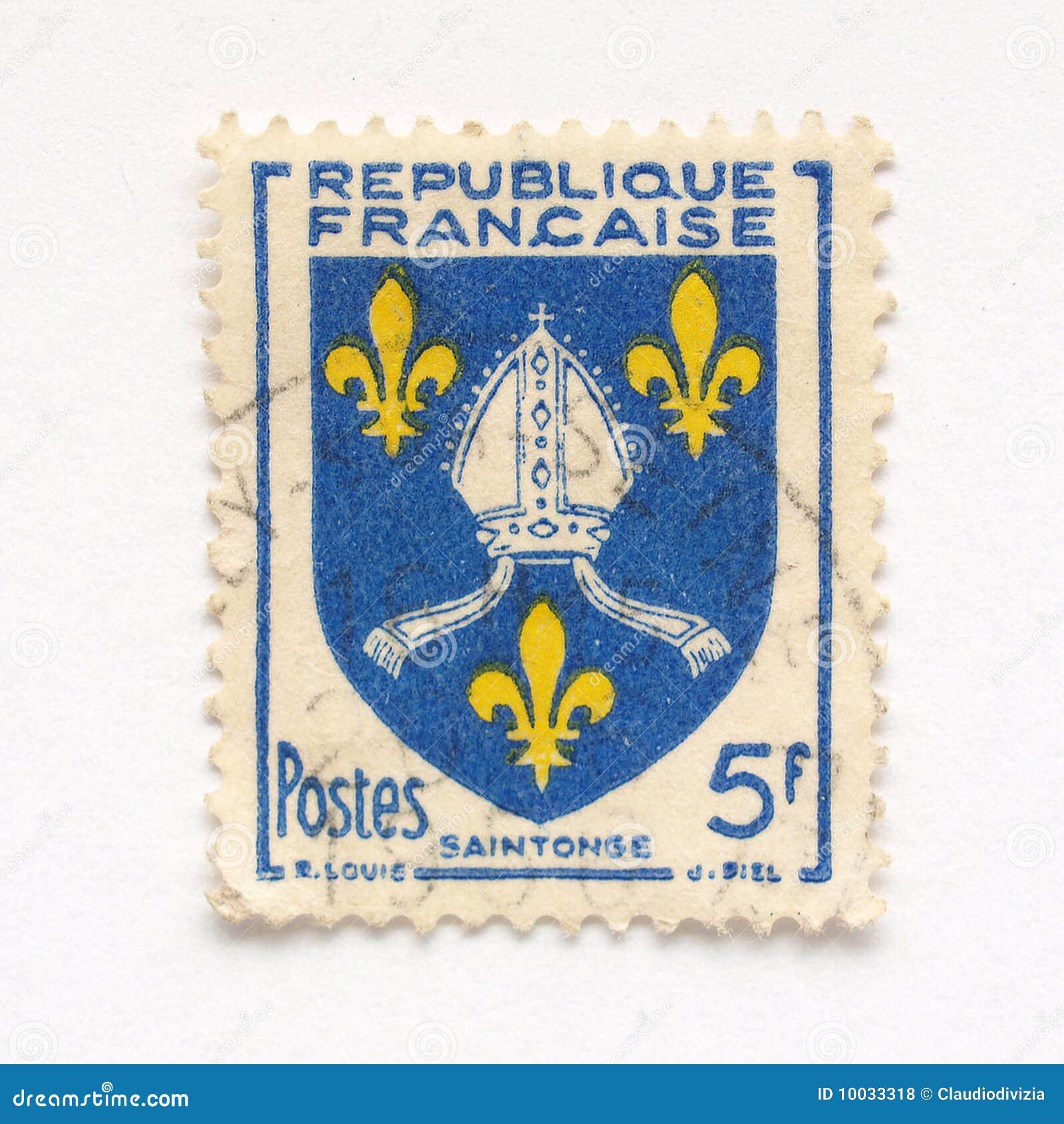 Franse zegel