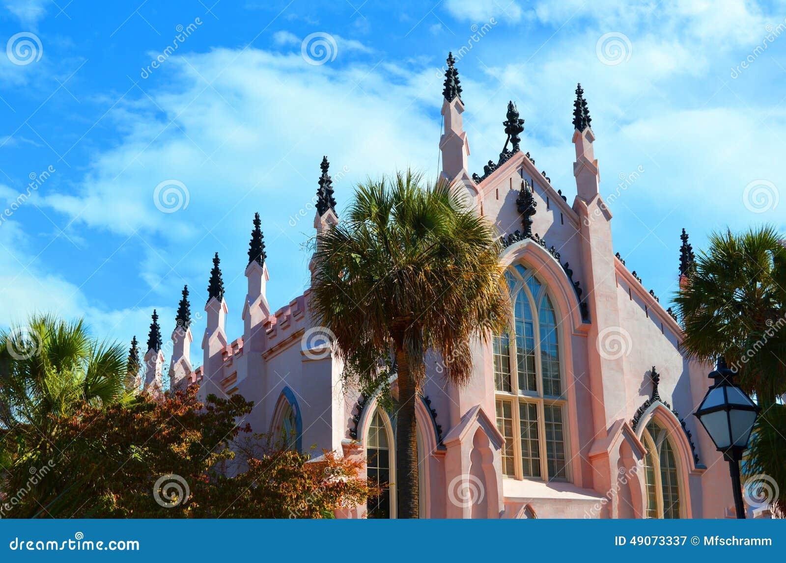 Fransk Huguenot kyrka