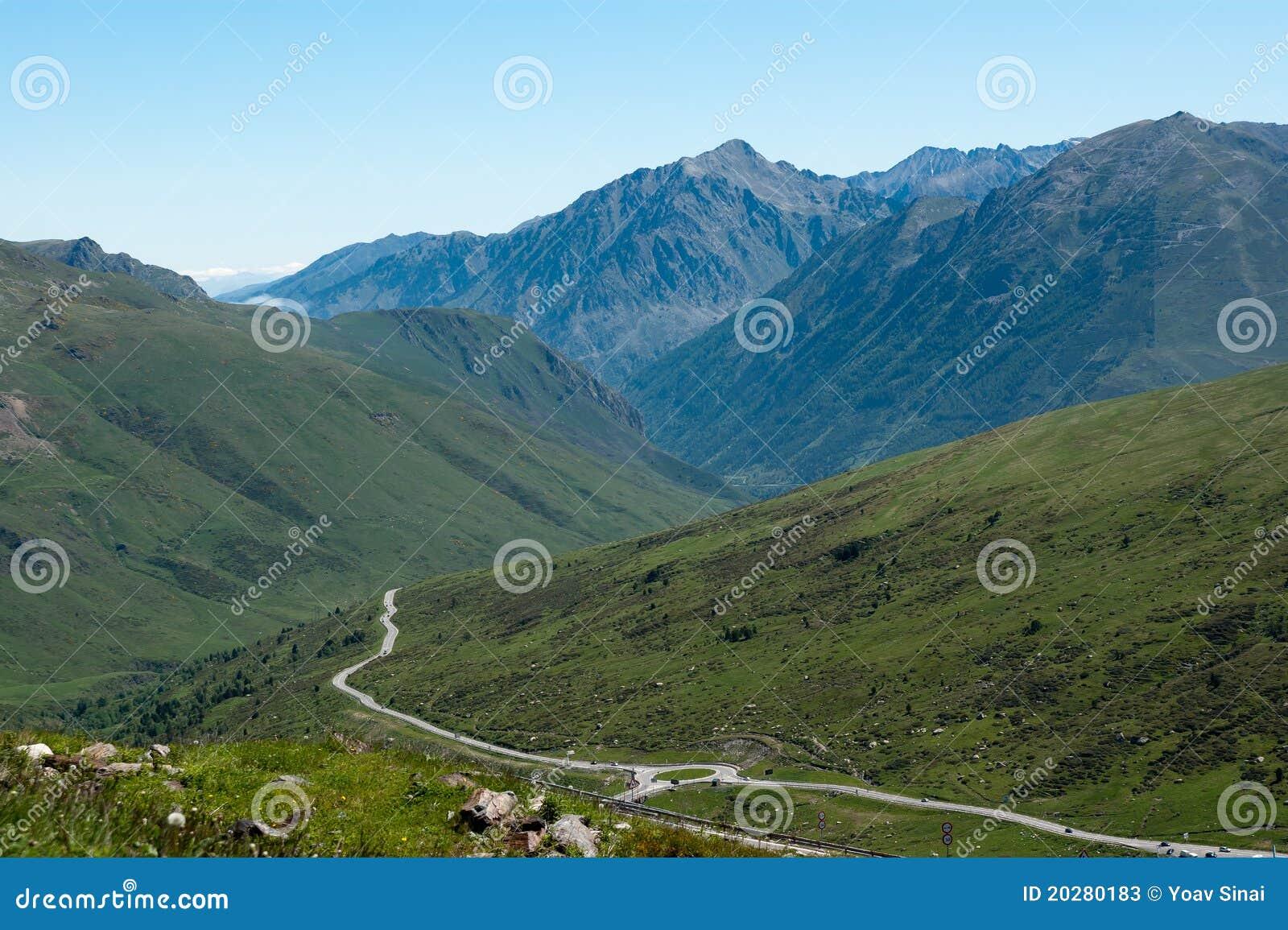 Fransk liggande pyrenees