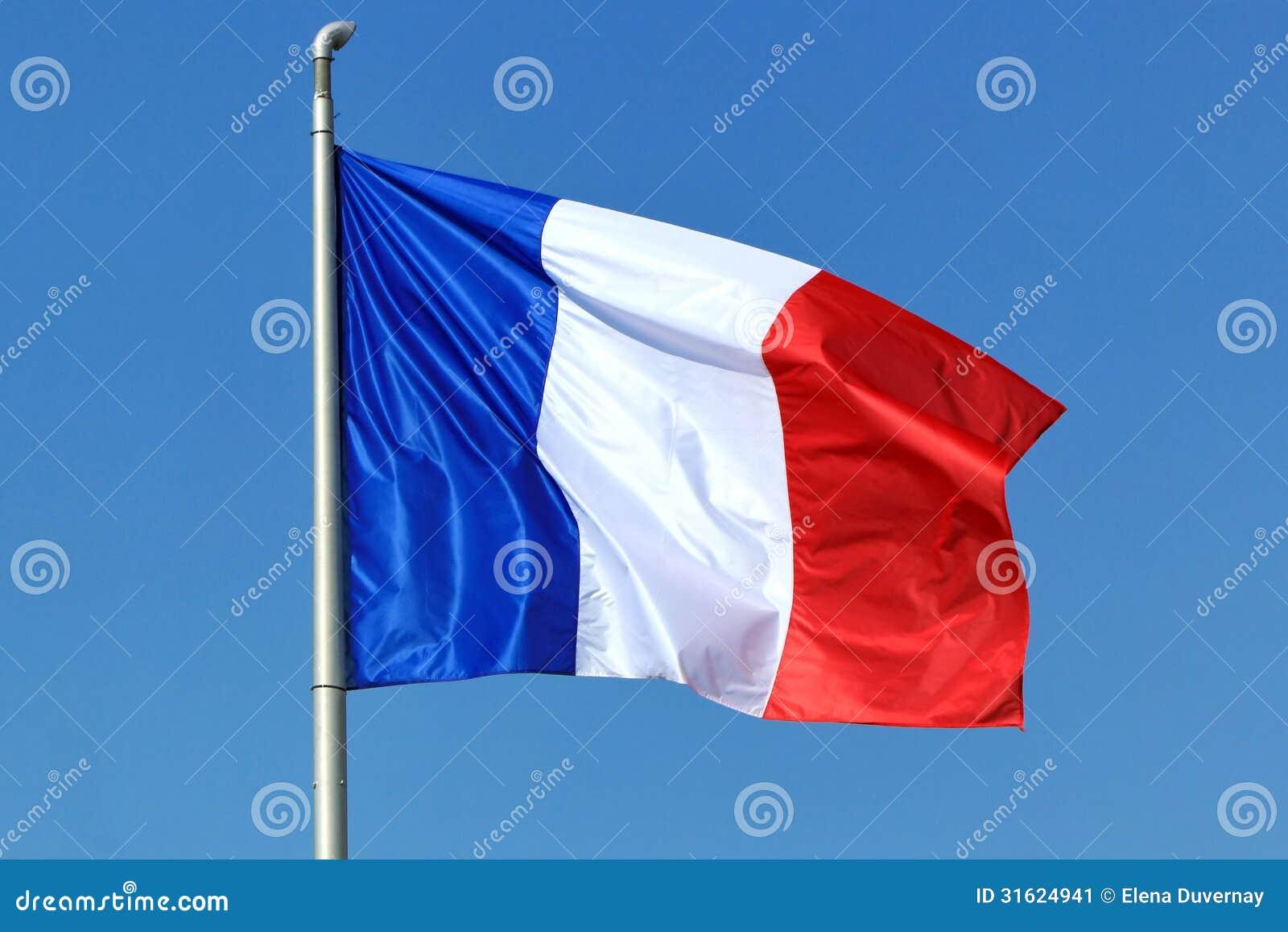 Franskaflagga