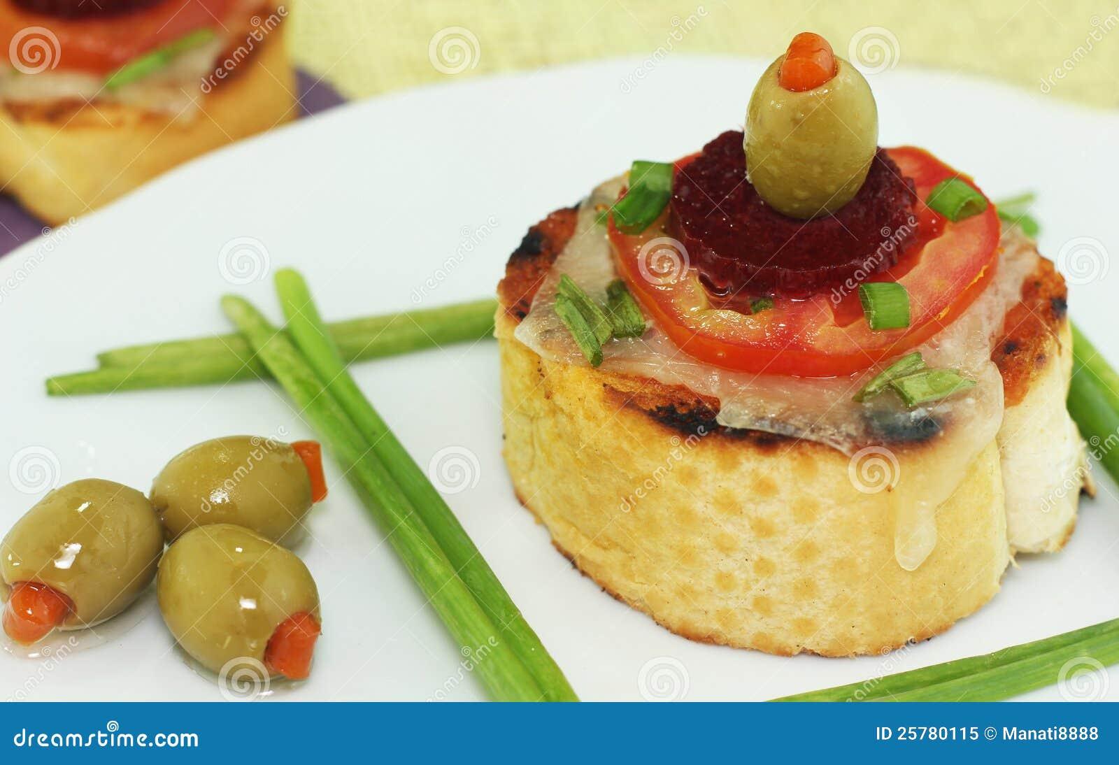 Franskbrödpizza