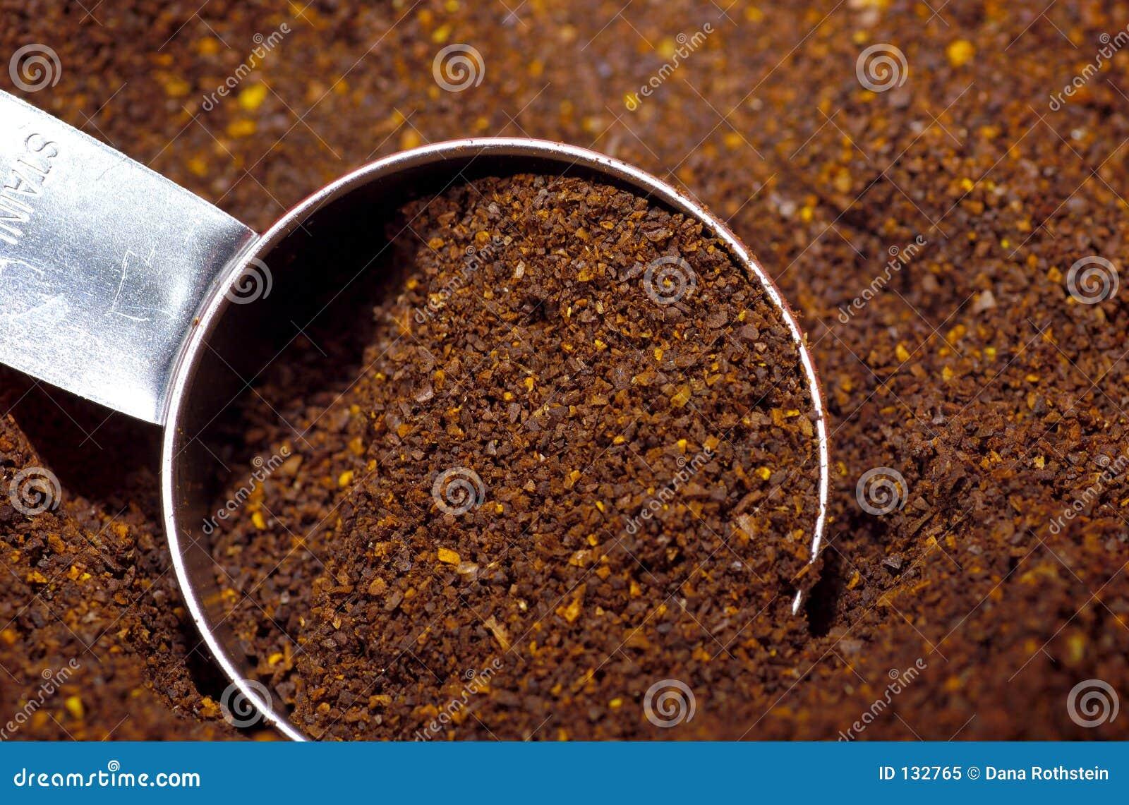 Frantumazioni del caffè