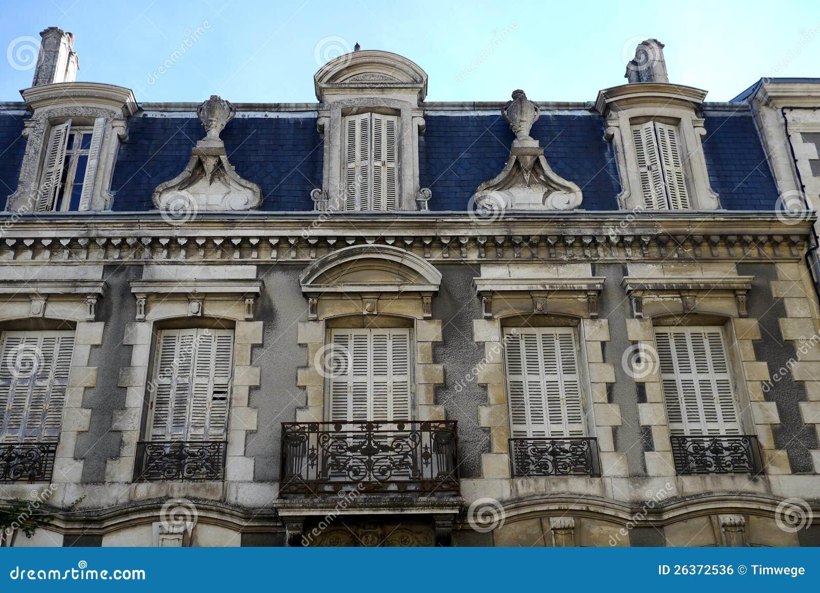 Französische Architektur