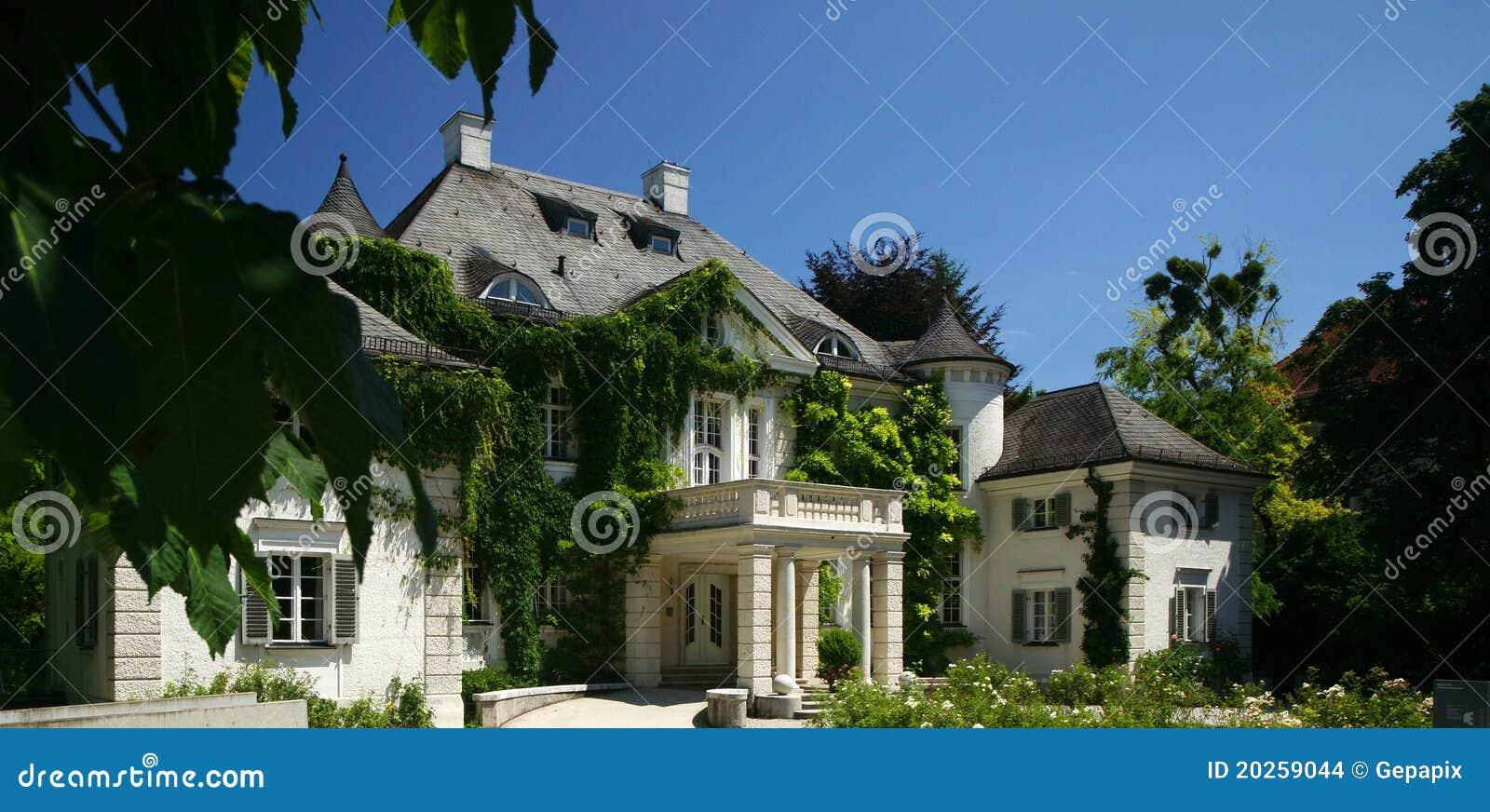 Französische Villa
