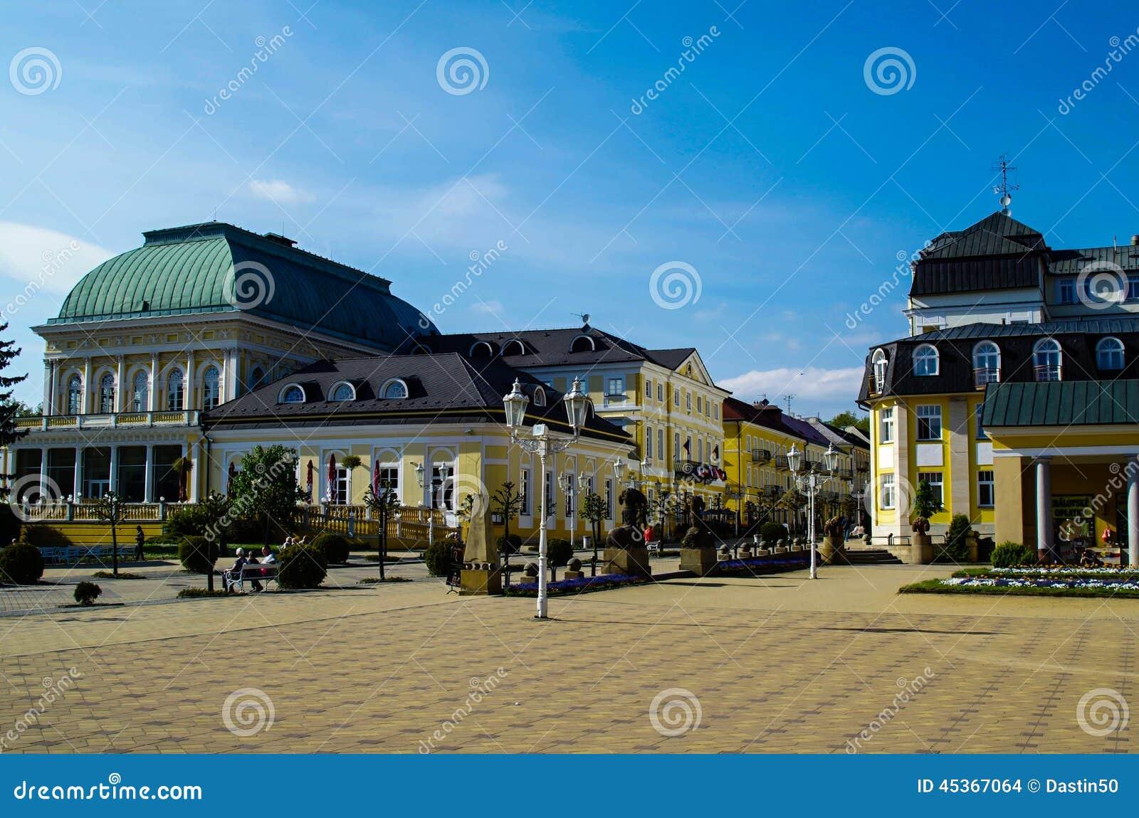 Franzensbad, République Tchèque