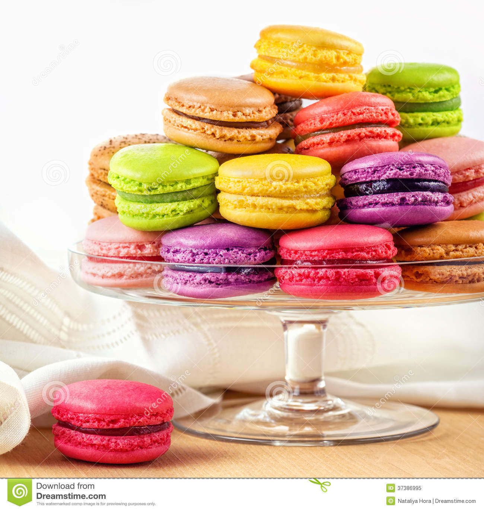 Macaron Cake Stand