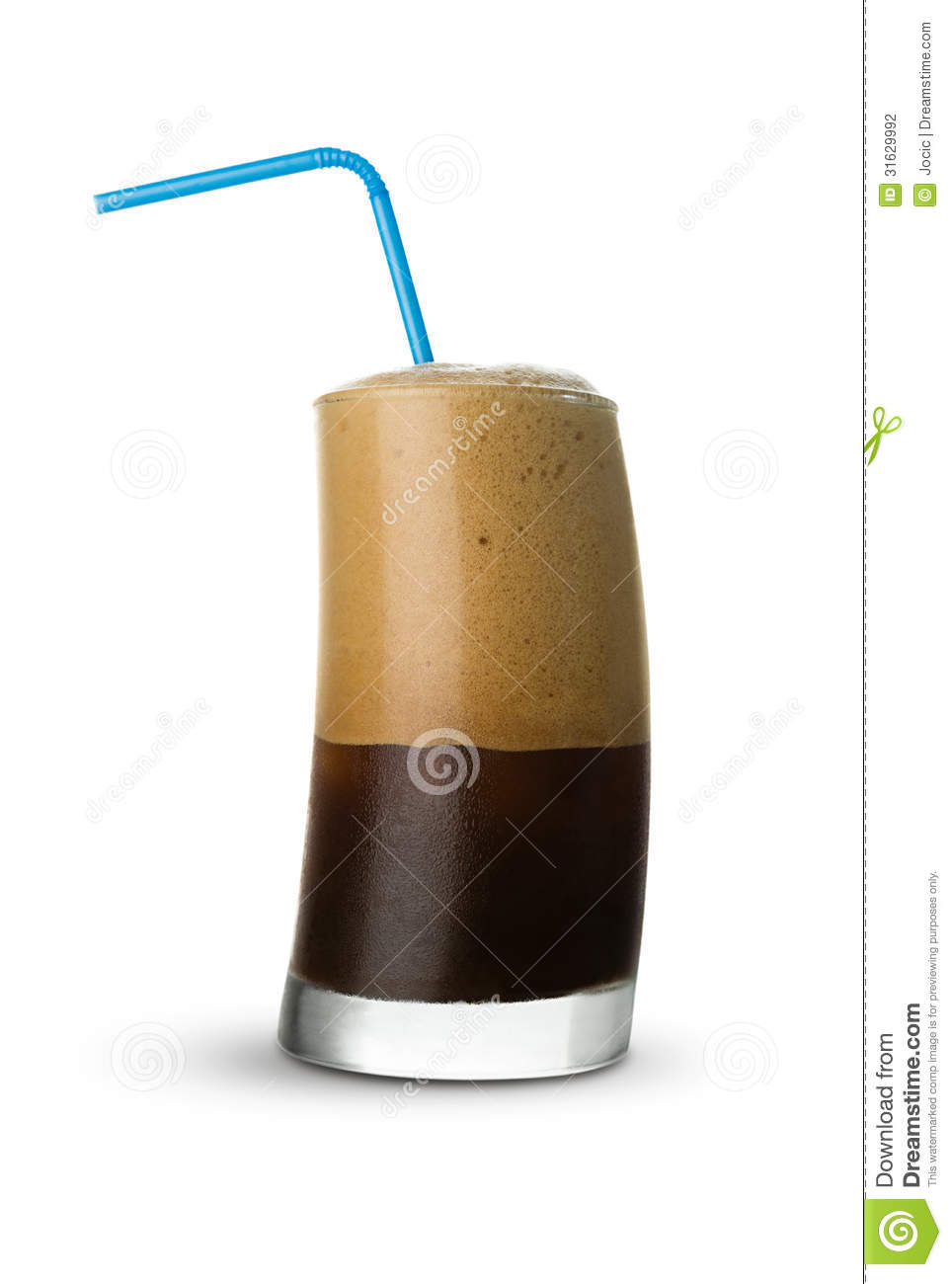 Frappe Coffee Stock Photography - Image: 31629992
