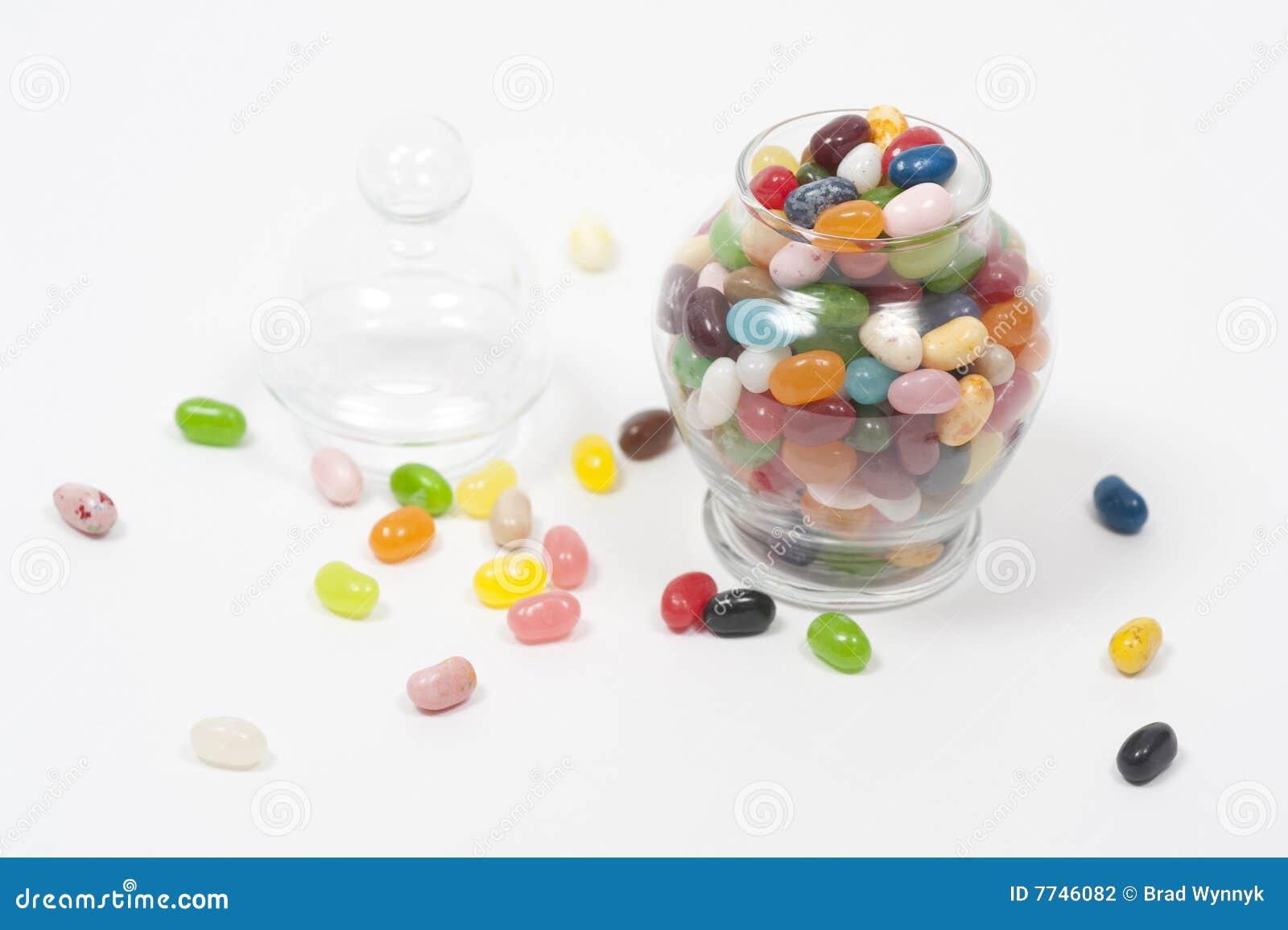Frasco do Jellybean