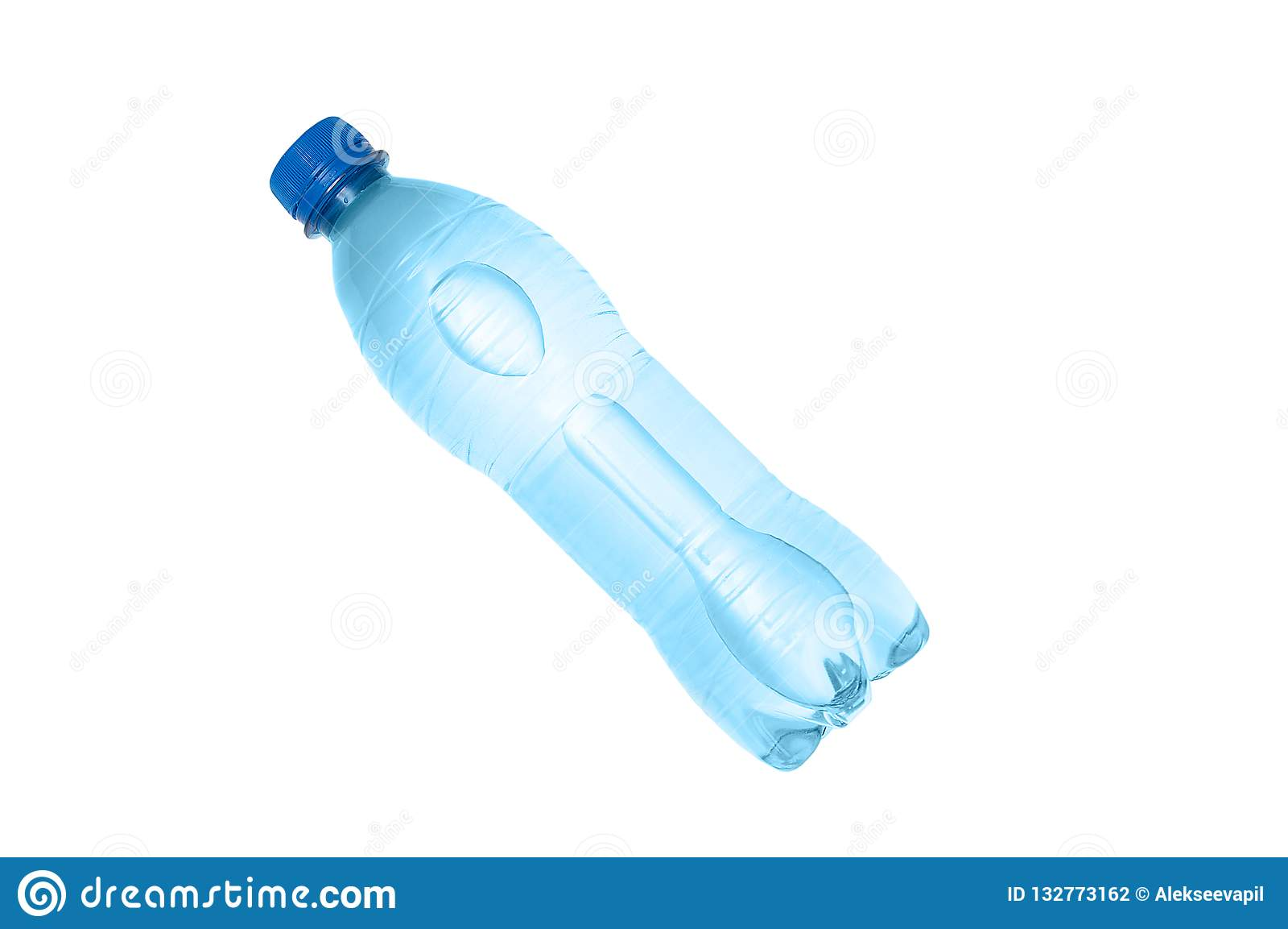 Frasco plástico da água
