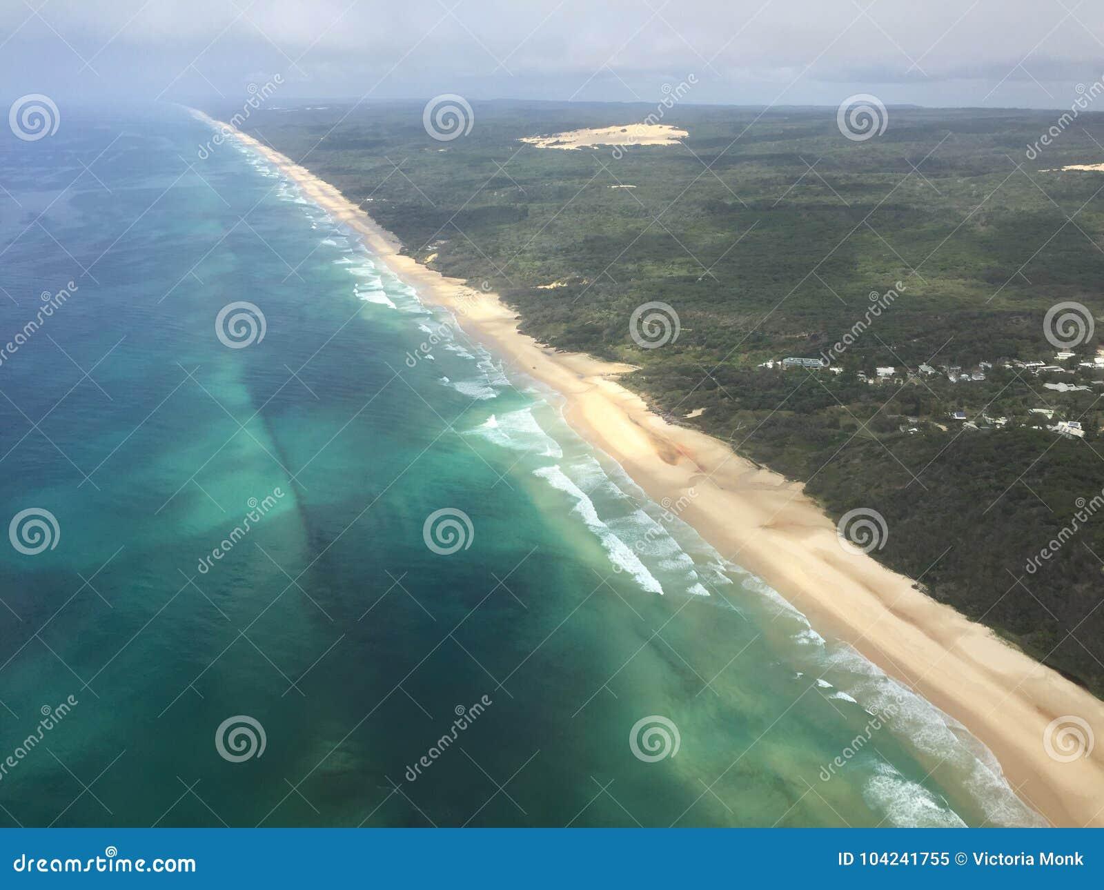 Fraser Island Coast
