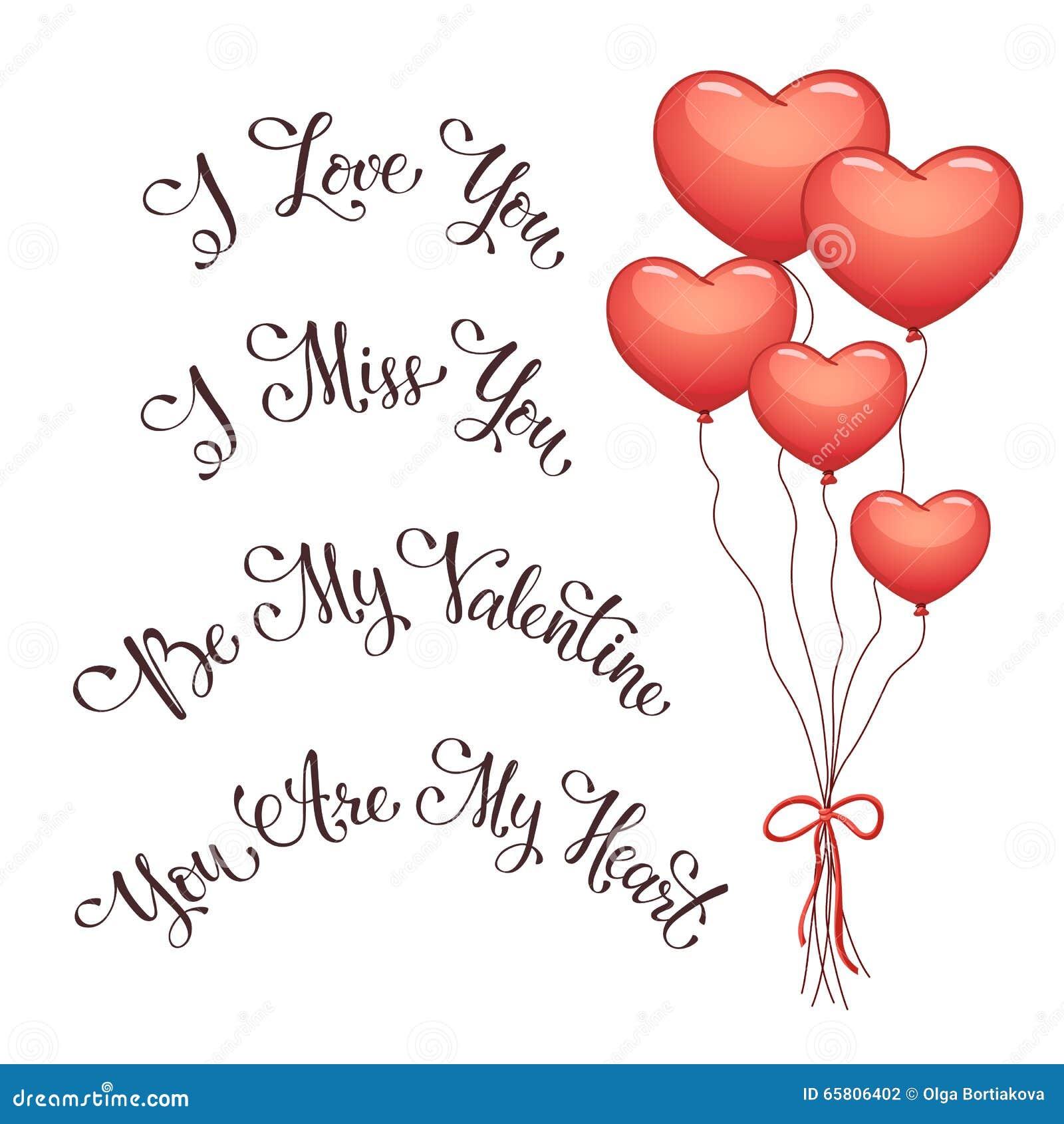 Frases Del Día De Tarjeta Del Día De San Valentín