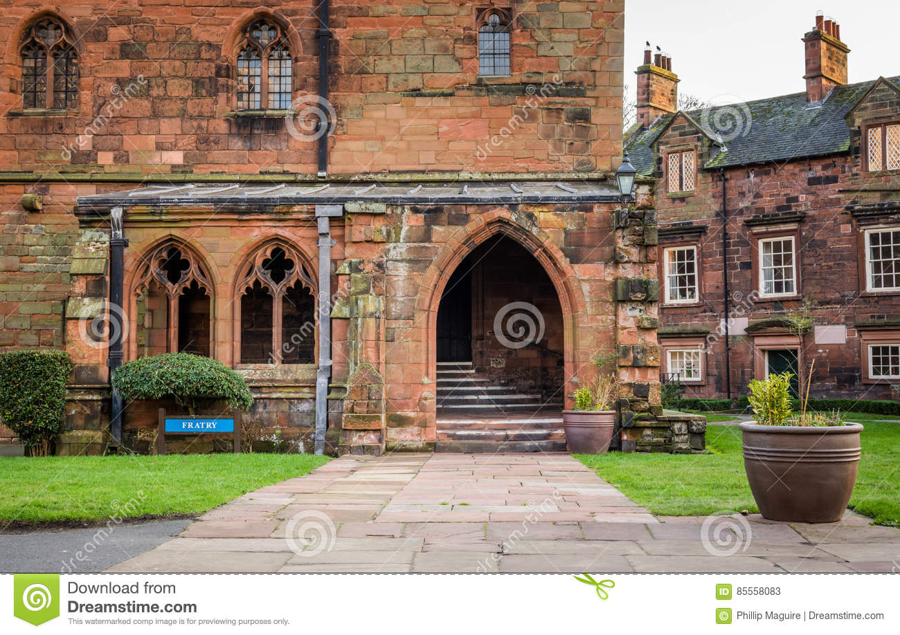 Fratry bei Carlisle Cathedral