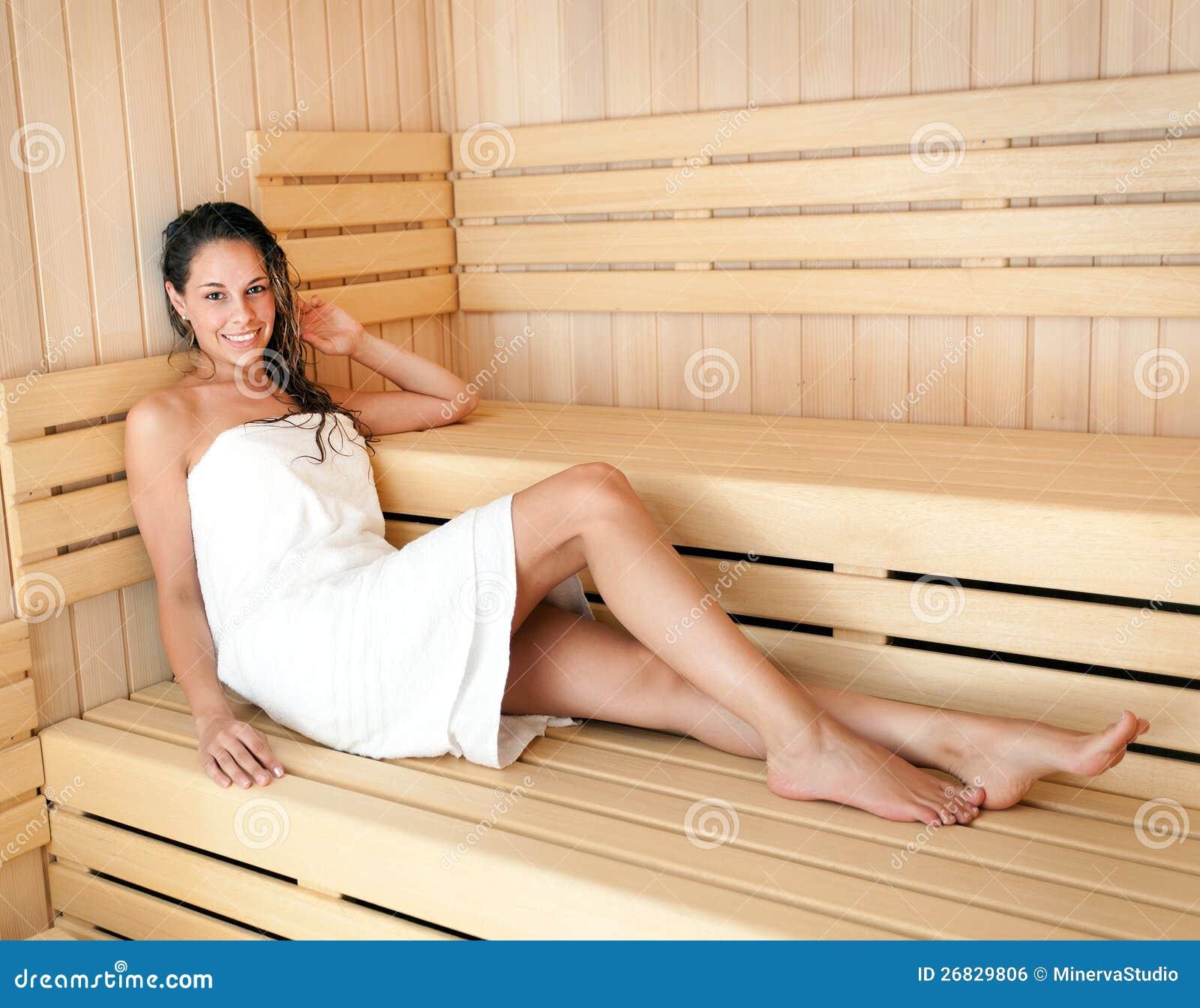 frauen sauna nackt