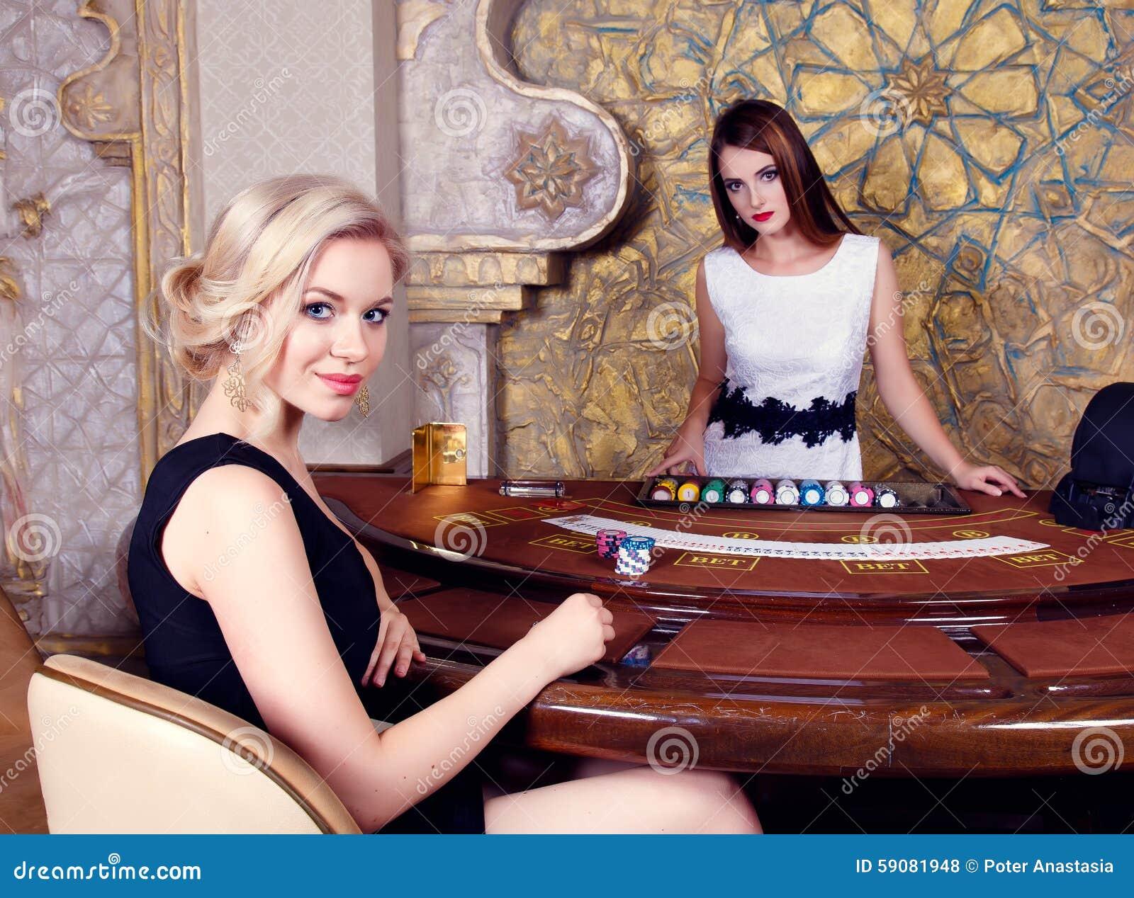 Casino Frauen