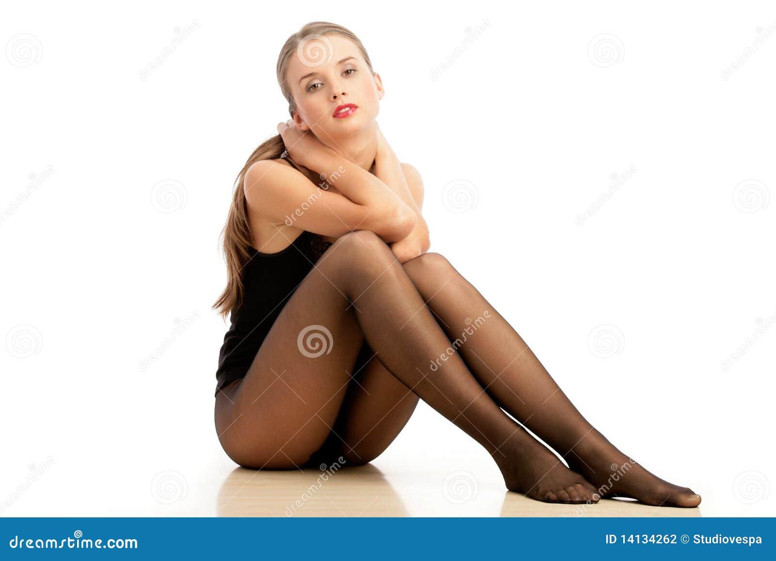 Frauen in stockings bilder