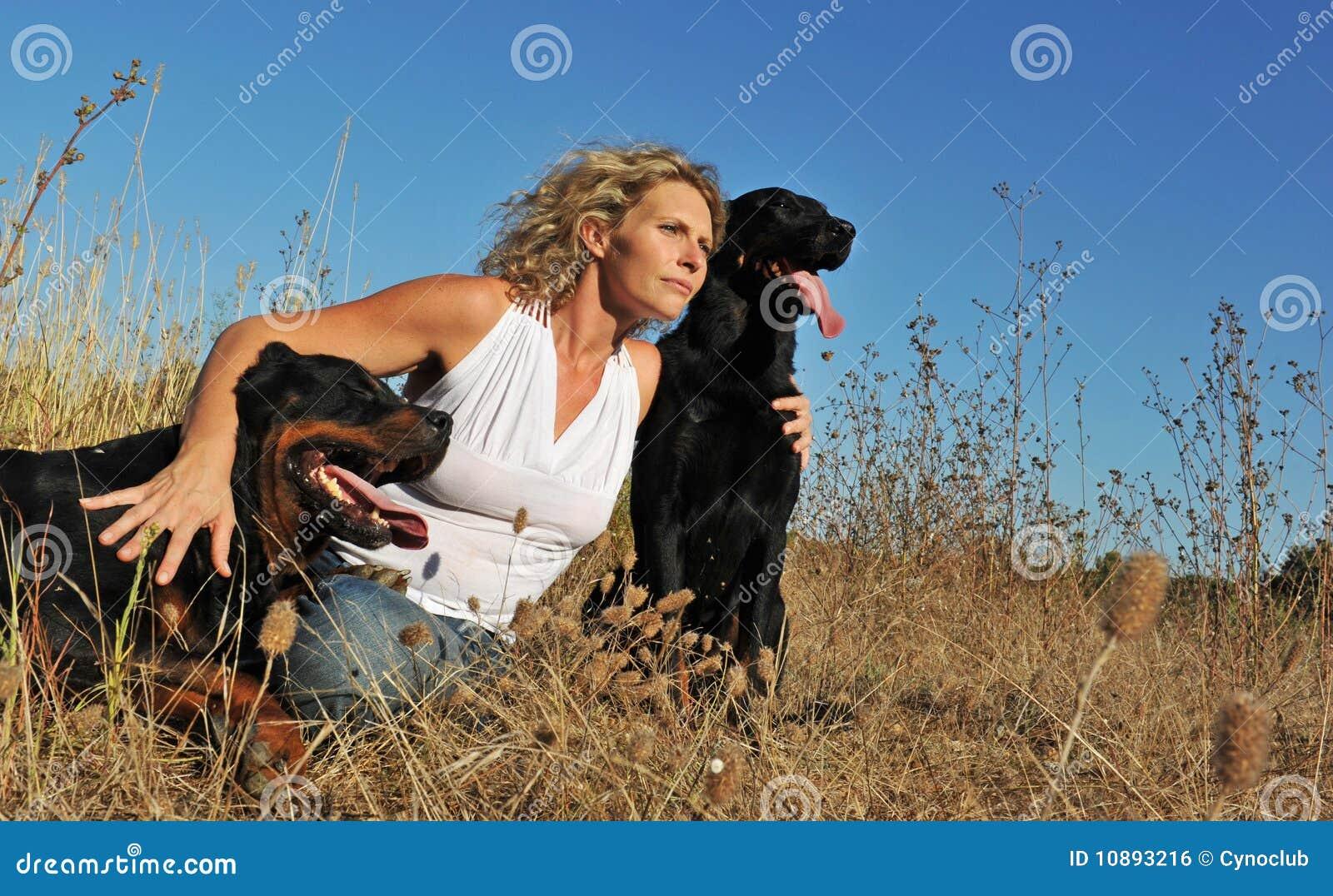 Hunde Und Frauen
