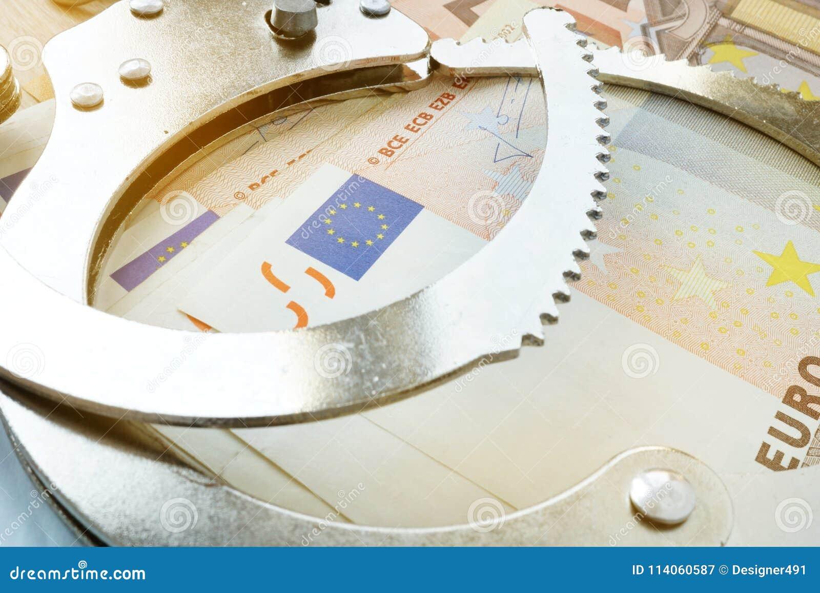 Fraude financeira na UE Algemas e euro- contas