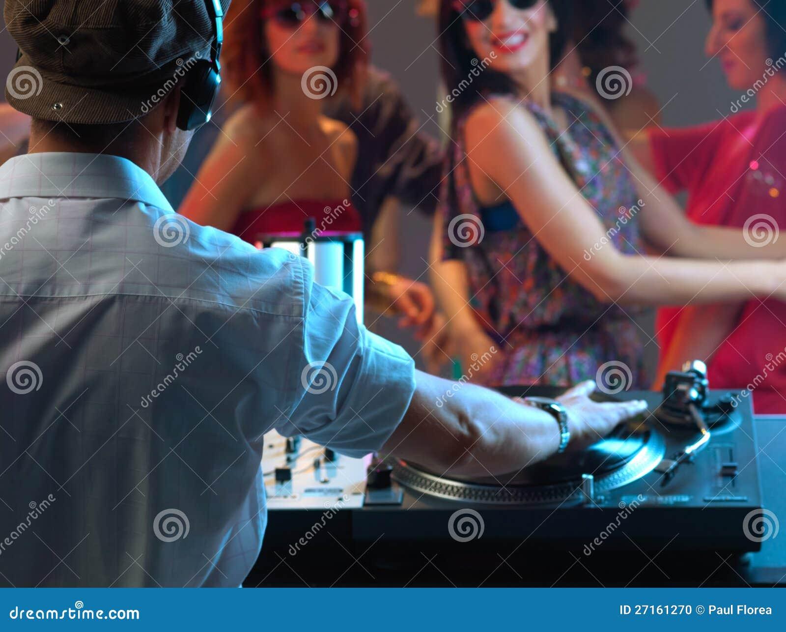Flirten disco manner