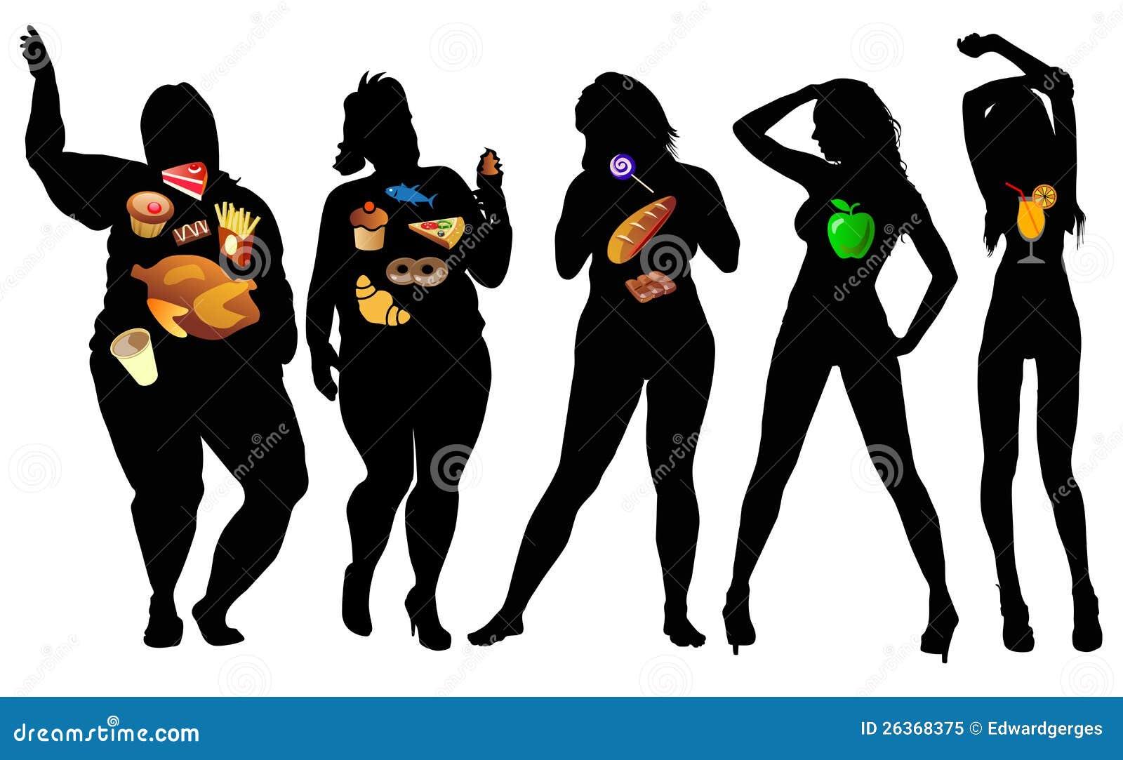 Frauen-Körper