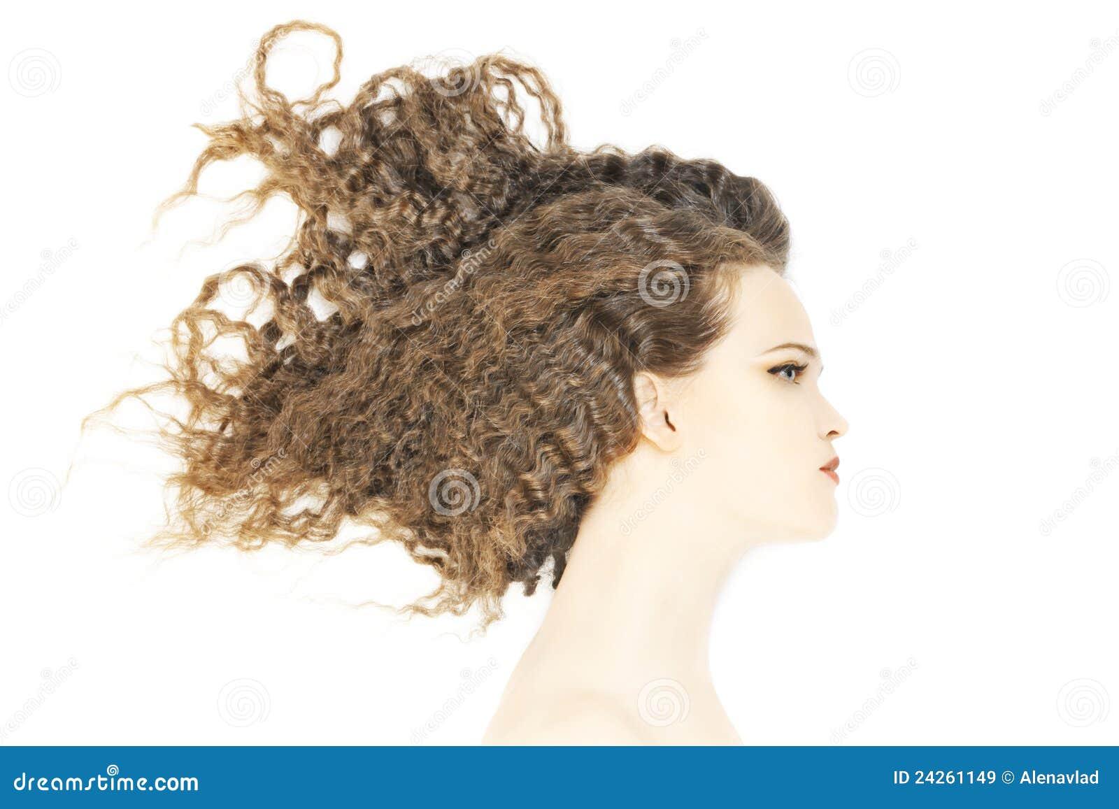 Nikotinowaja das Acidum wie sie, das Haar zu behandeln