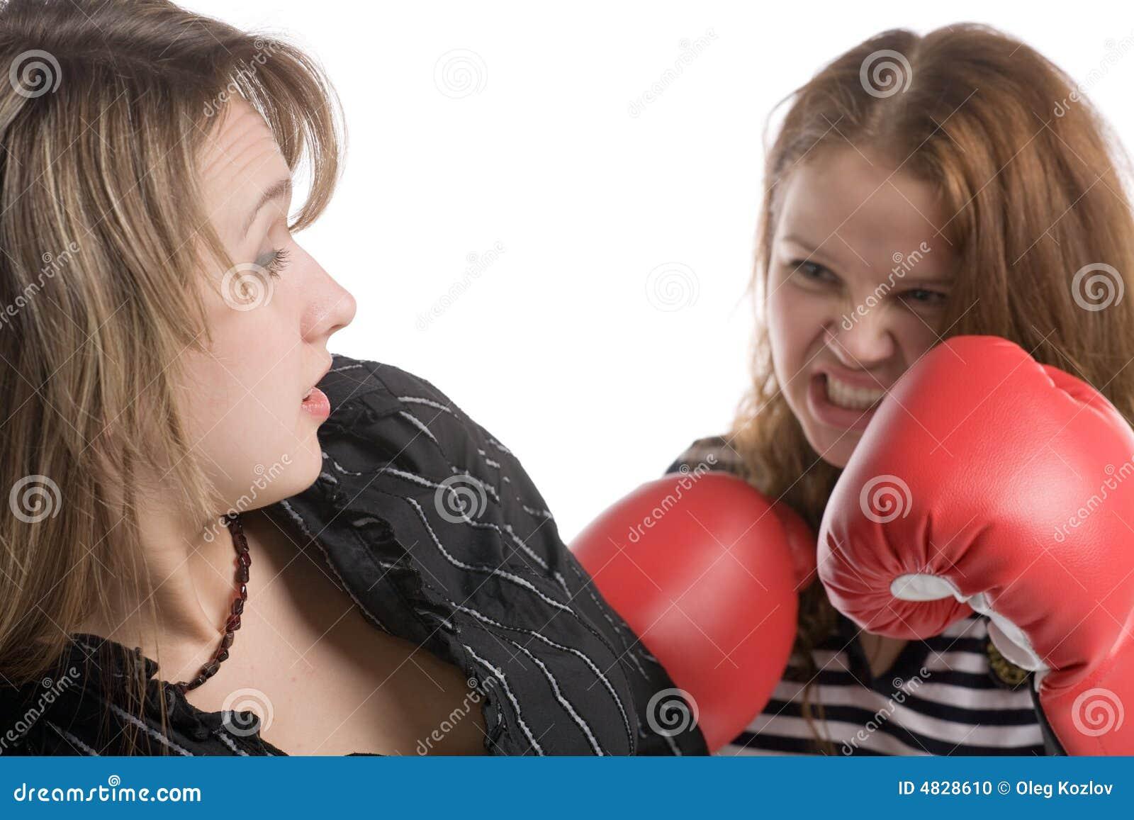 Frauenkampf