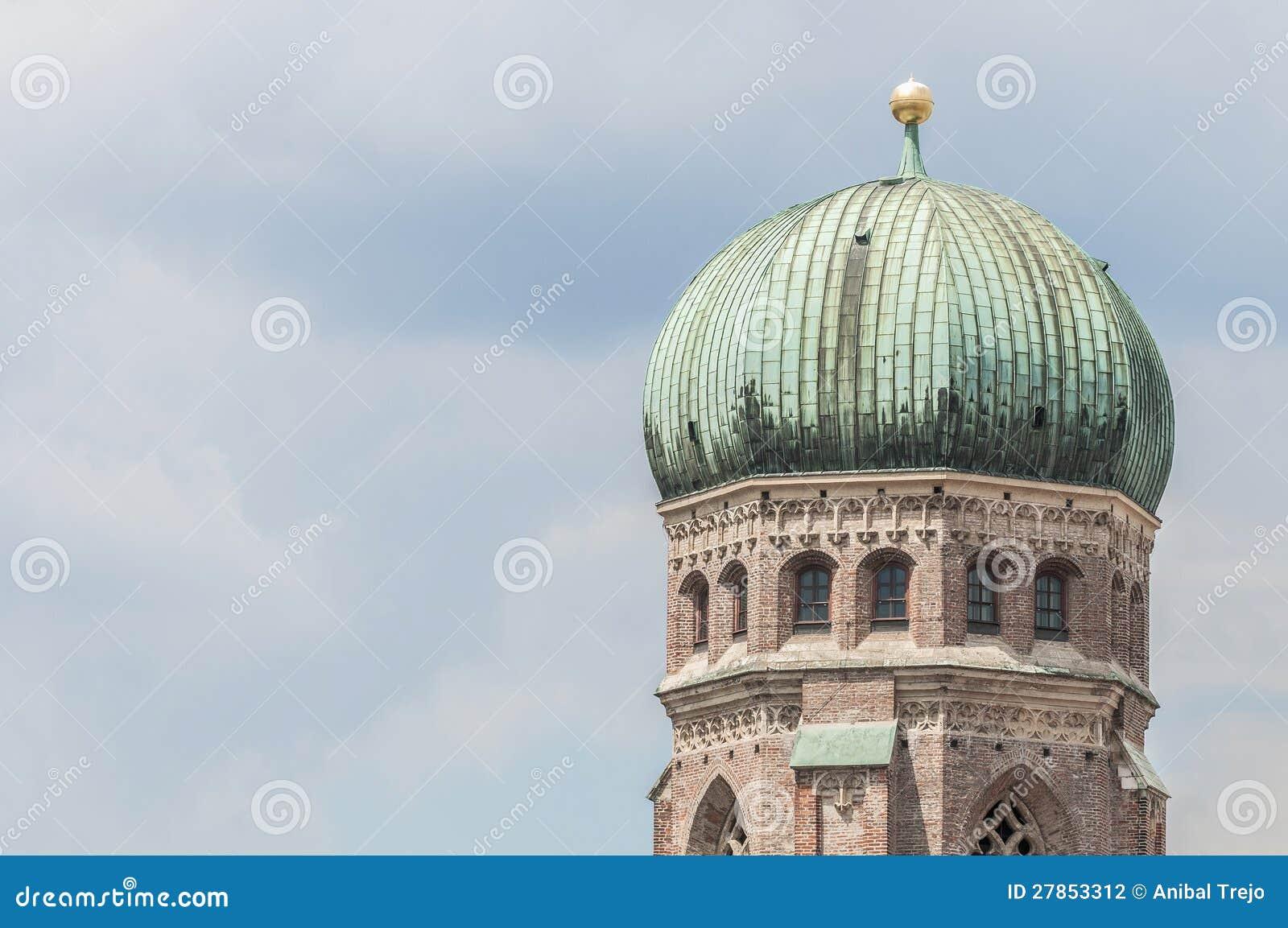 Frauenkirche Monachium katedra, Niemcy