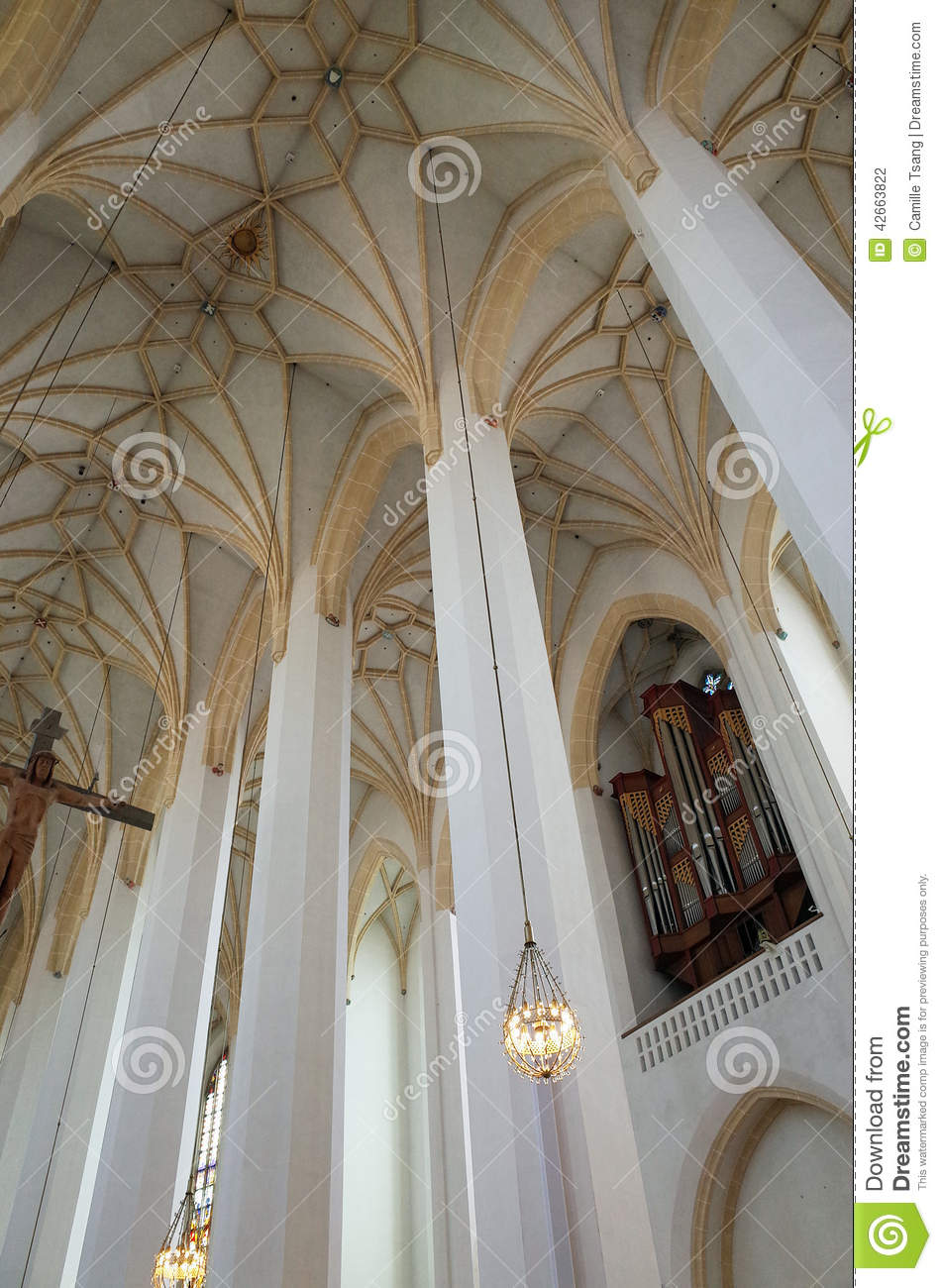 Frauenkirche In Munich Germany Stock Photo Image 42663822