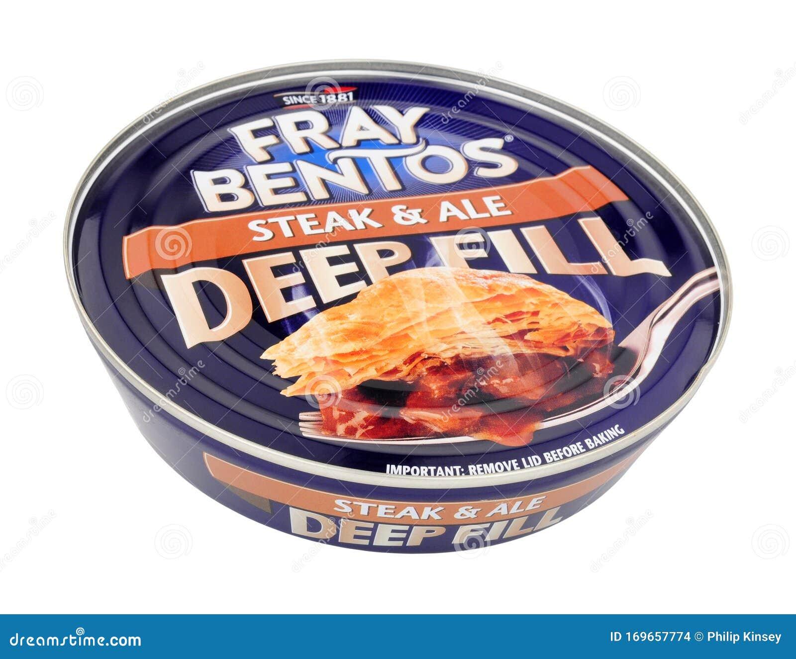 Fray Bentos Steak And Ale Pie Editorial Stock Image ...