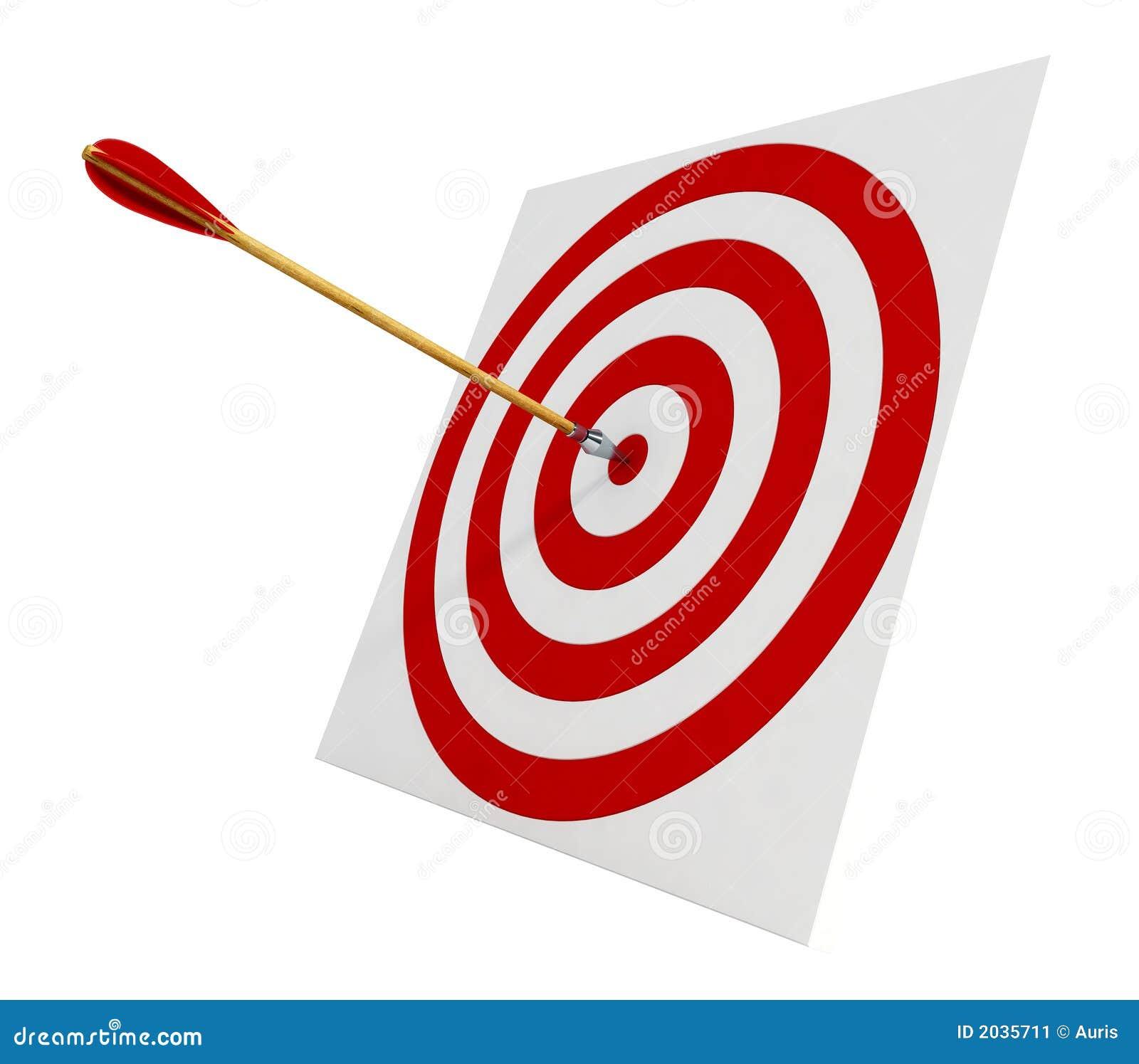 Frecce nell obiettivo