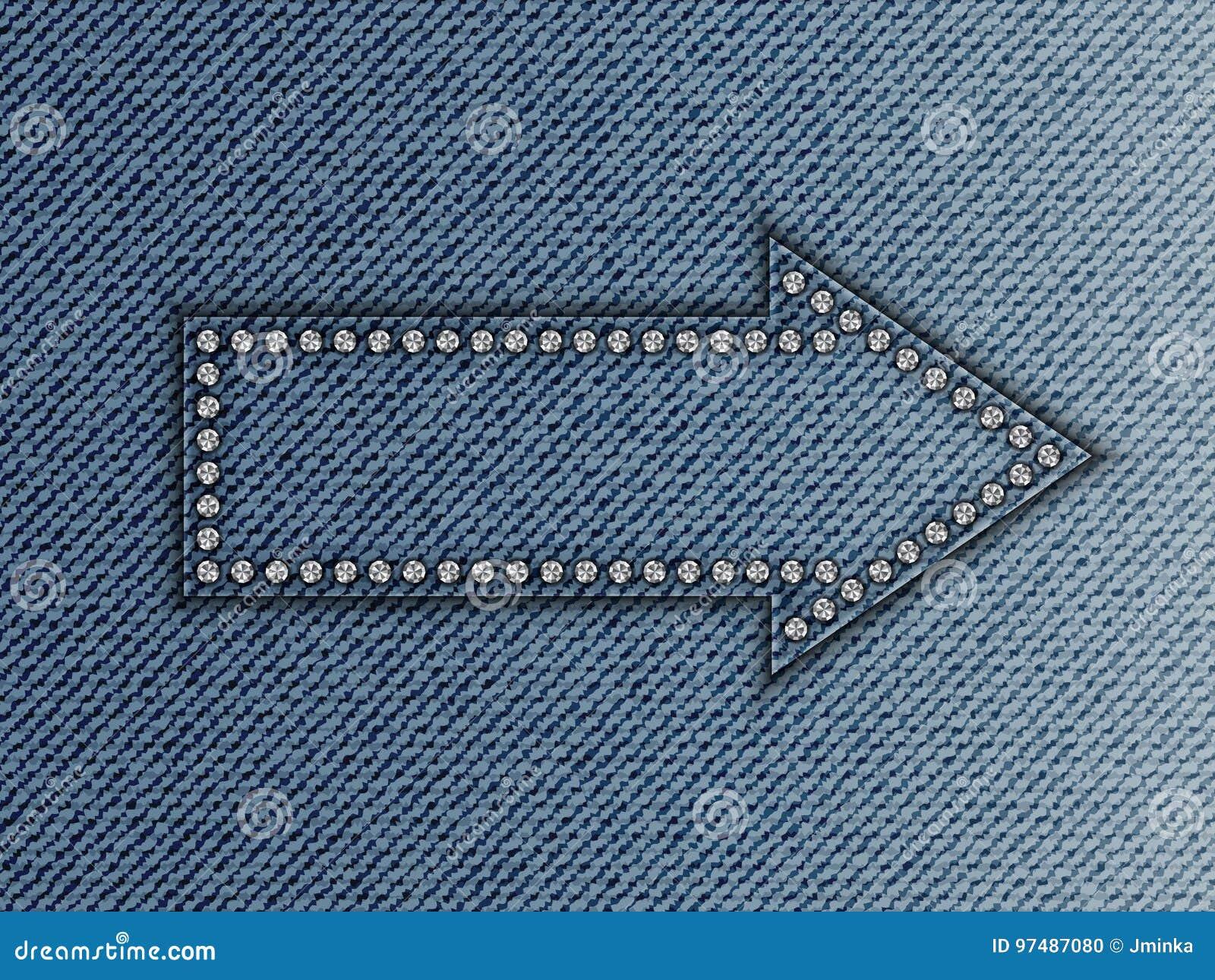 Freccia dei jeans