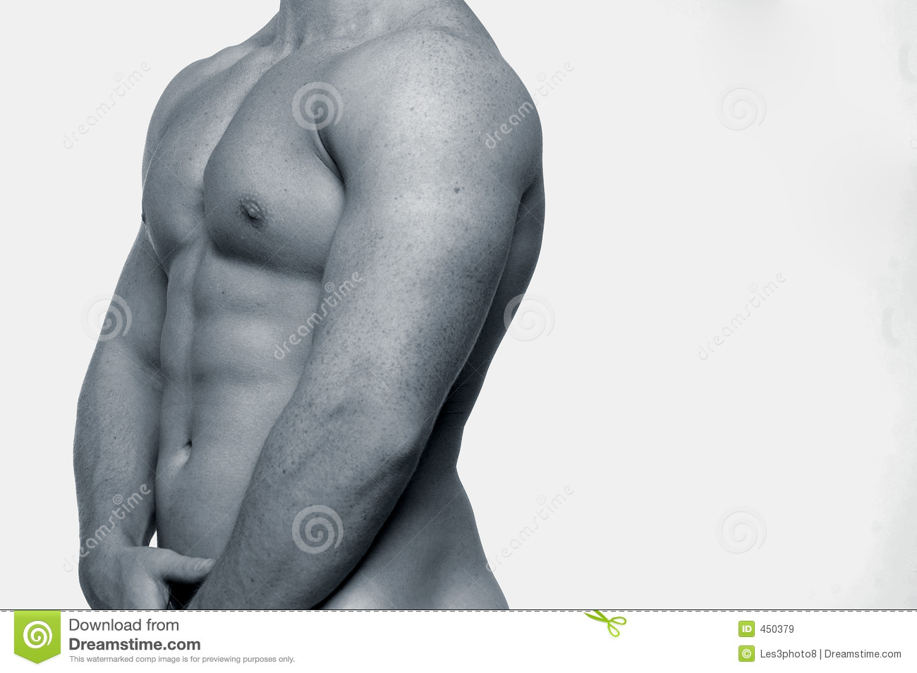 Download Freckles stock image. Image of athletic, buff, workout - 450379