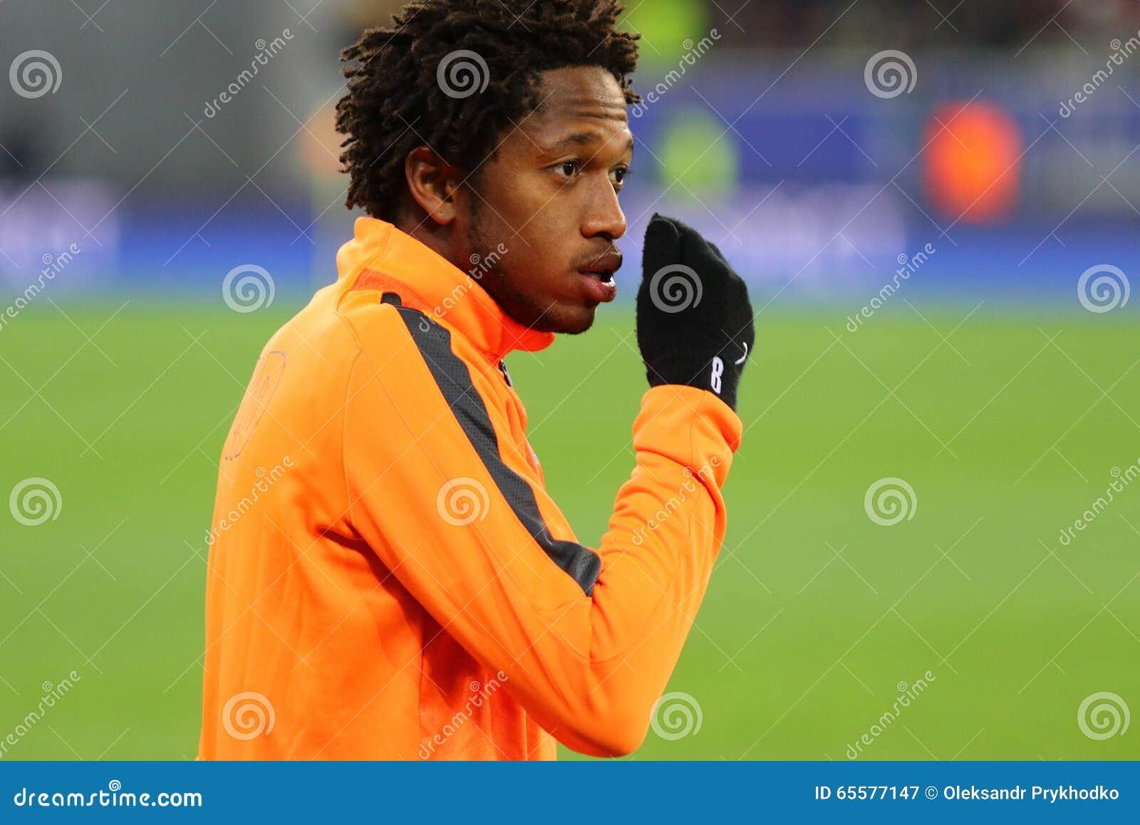Fred do FC Shakhtar Donetsk