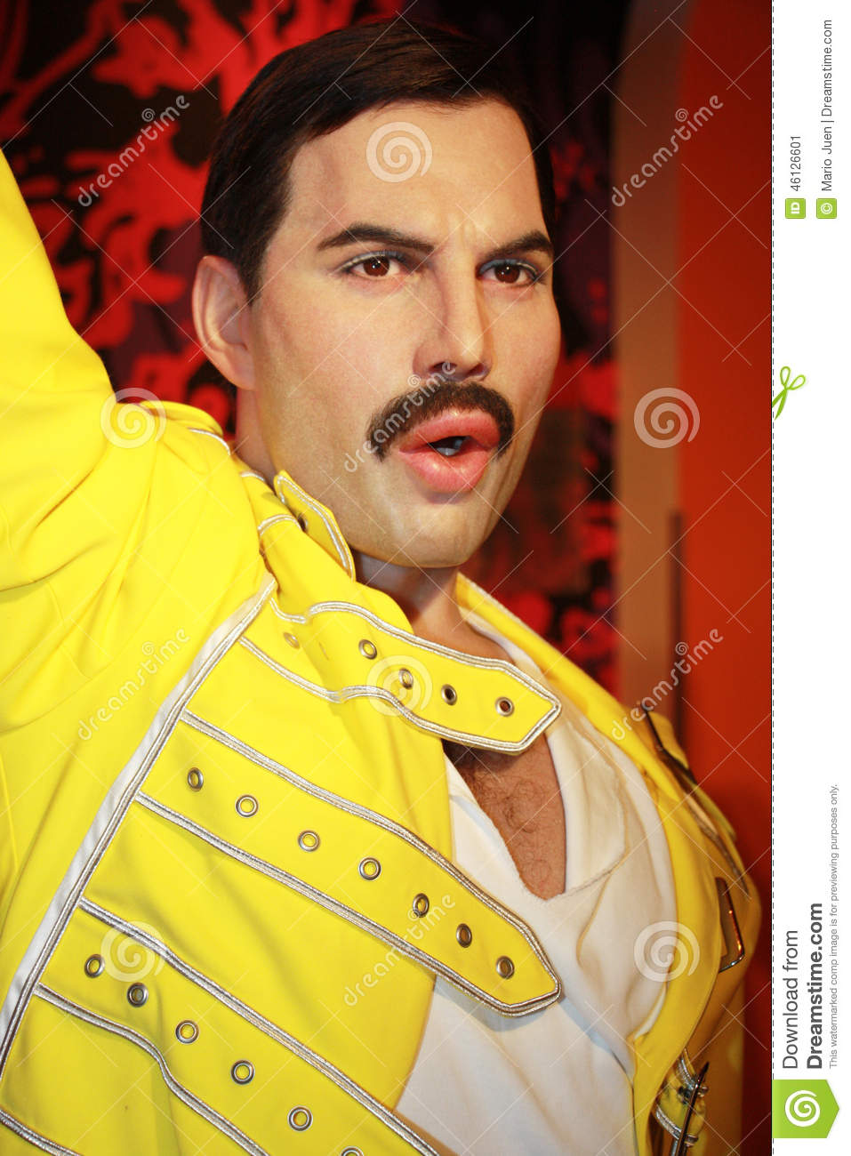 freddie mercury magic