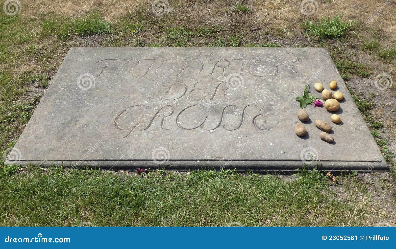 Frederick τάφος μεγάλος