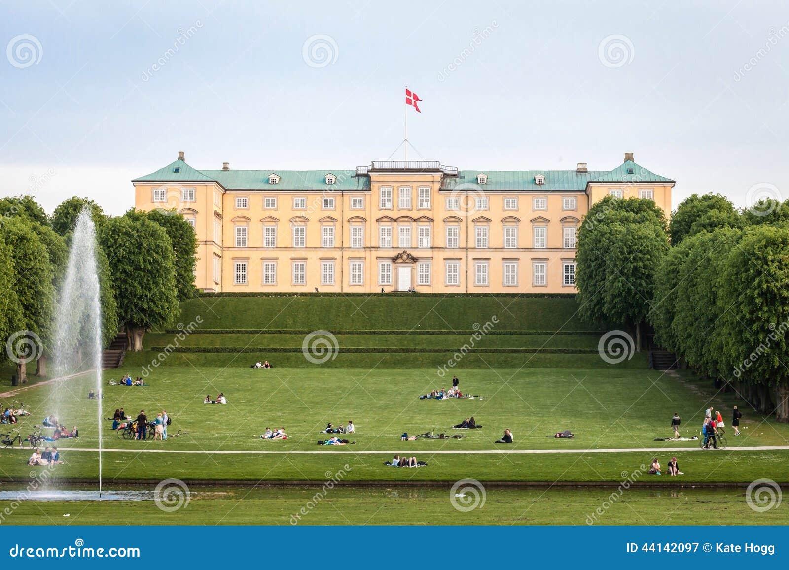Frederiksberg-Palast