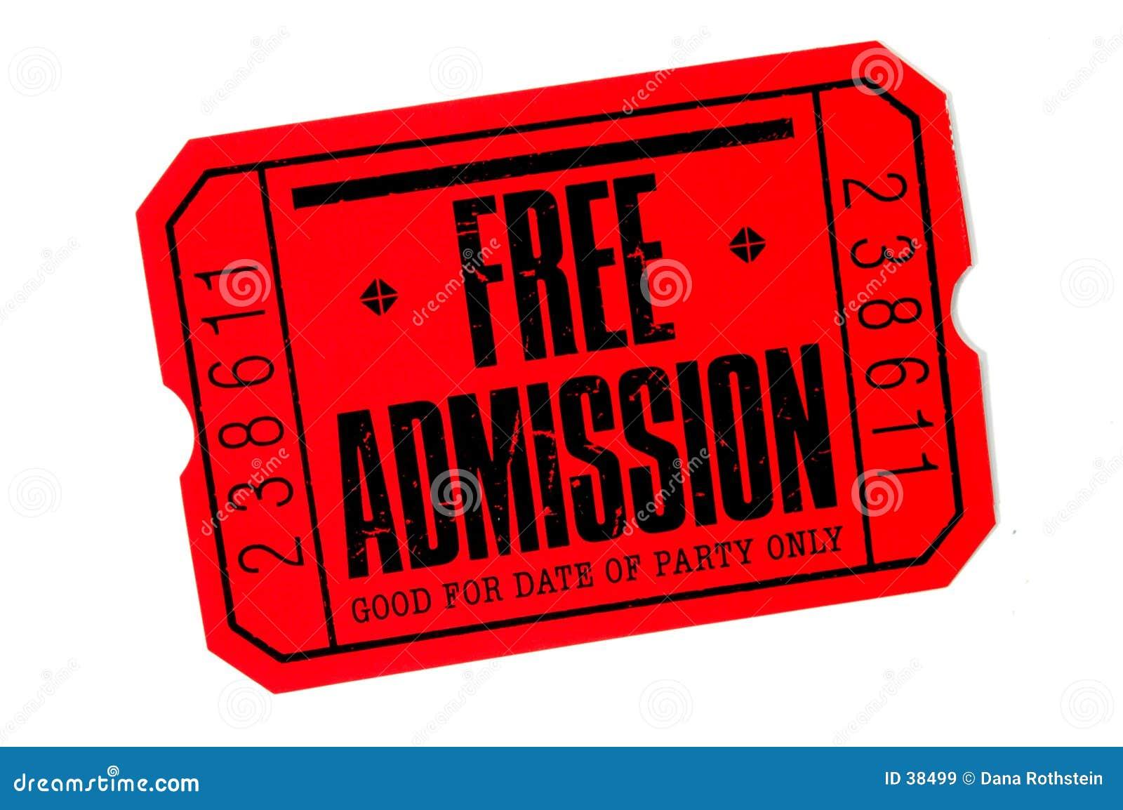 ticket free - Gecce.tackletarts.co