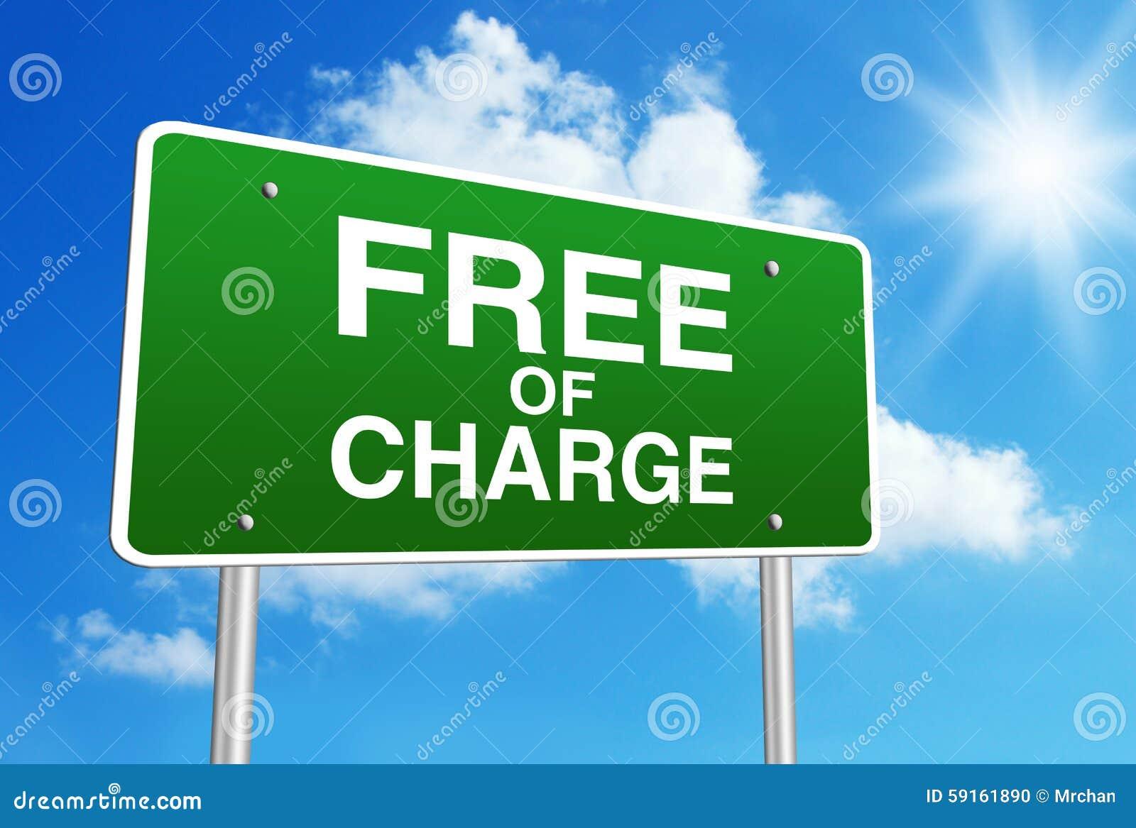 Free Of Charge Stock Illustration  Illustration Of White