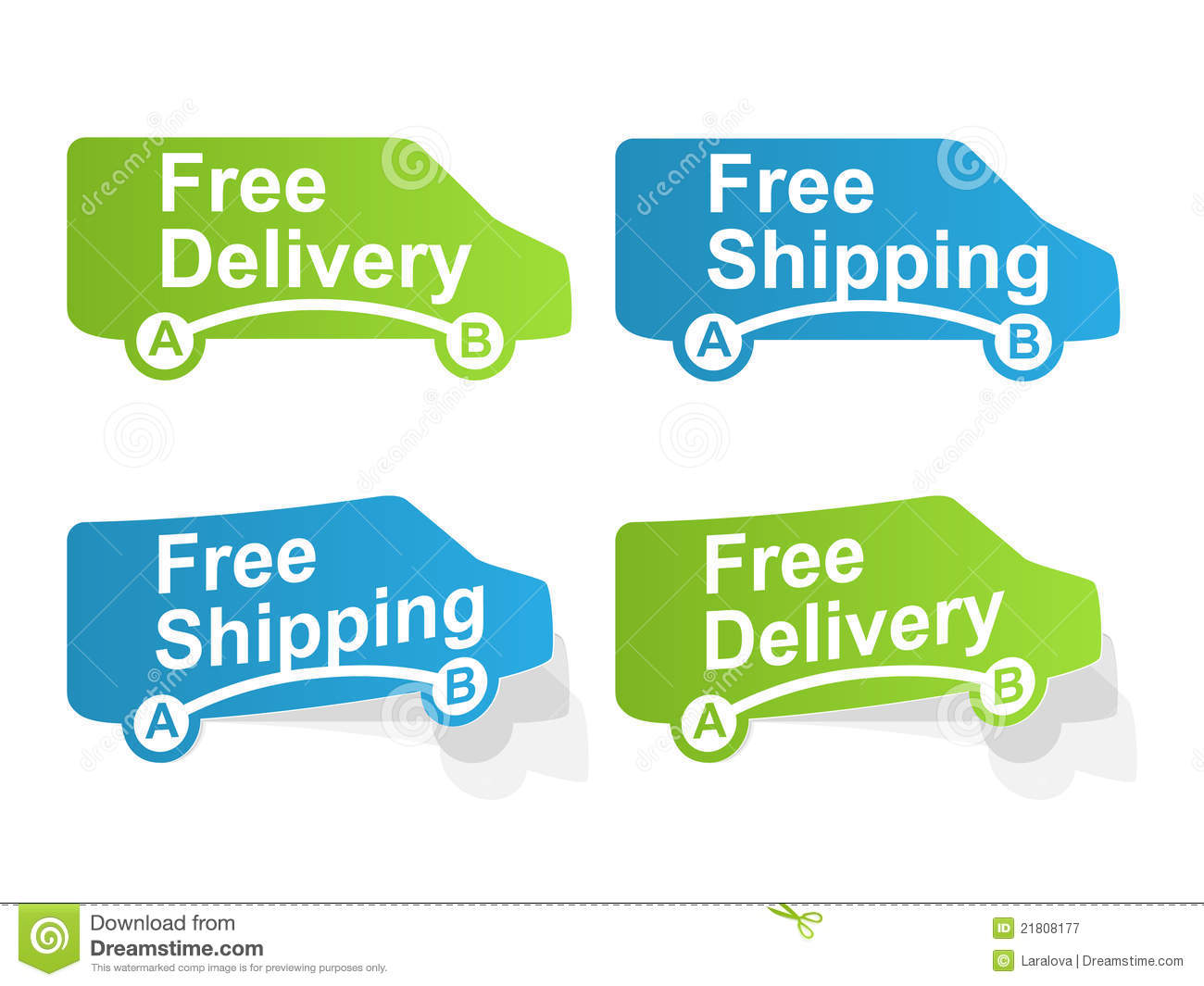 Free Delivery And Free Shipping Labels  Free Shipping Label Maker