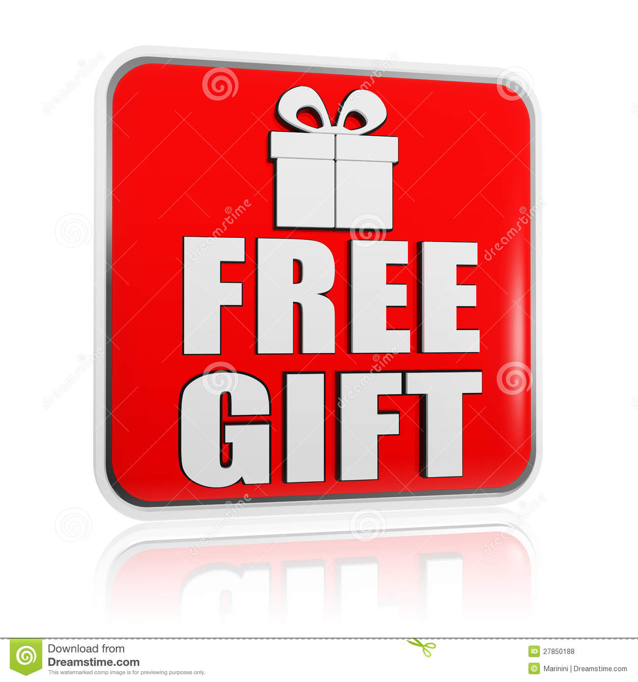 Free GIft Box Royalty Free Stock Photography - Image: 36898047