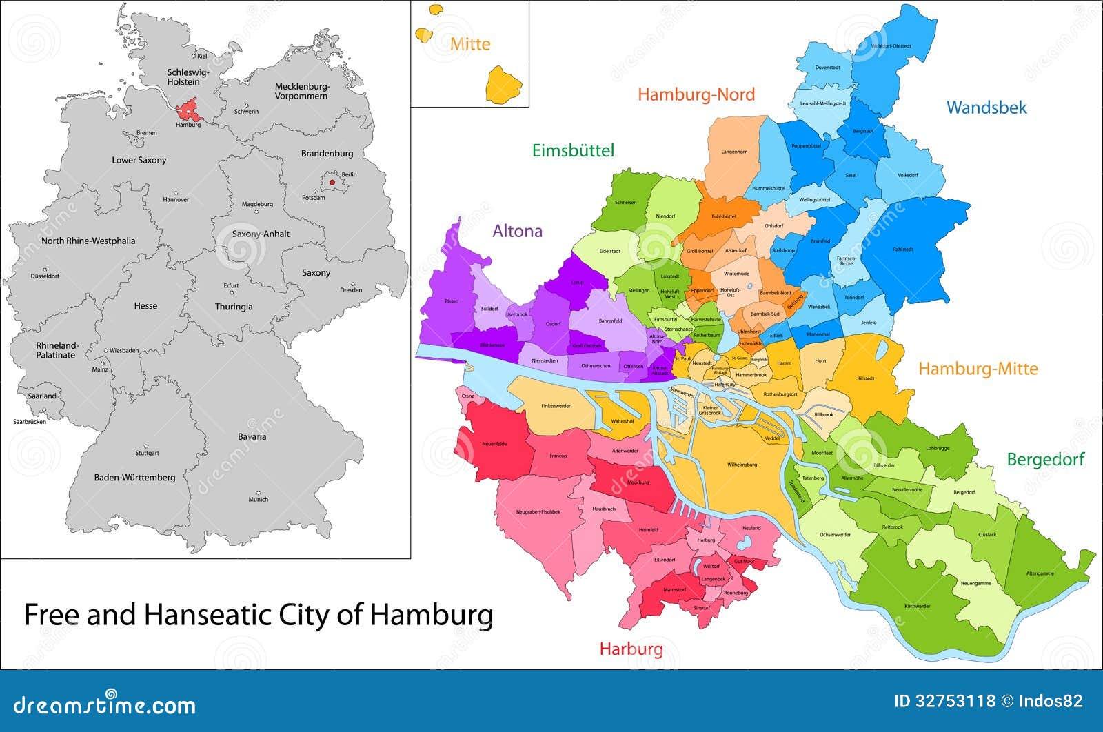 Free and Hanseatic City of Hamburg
