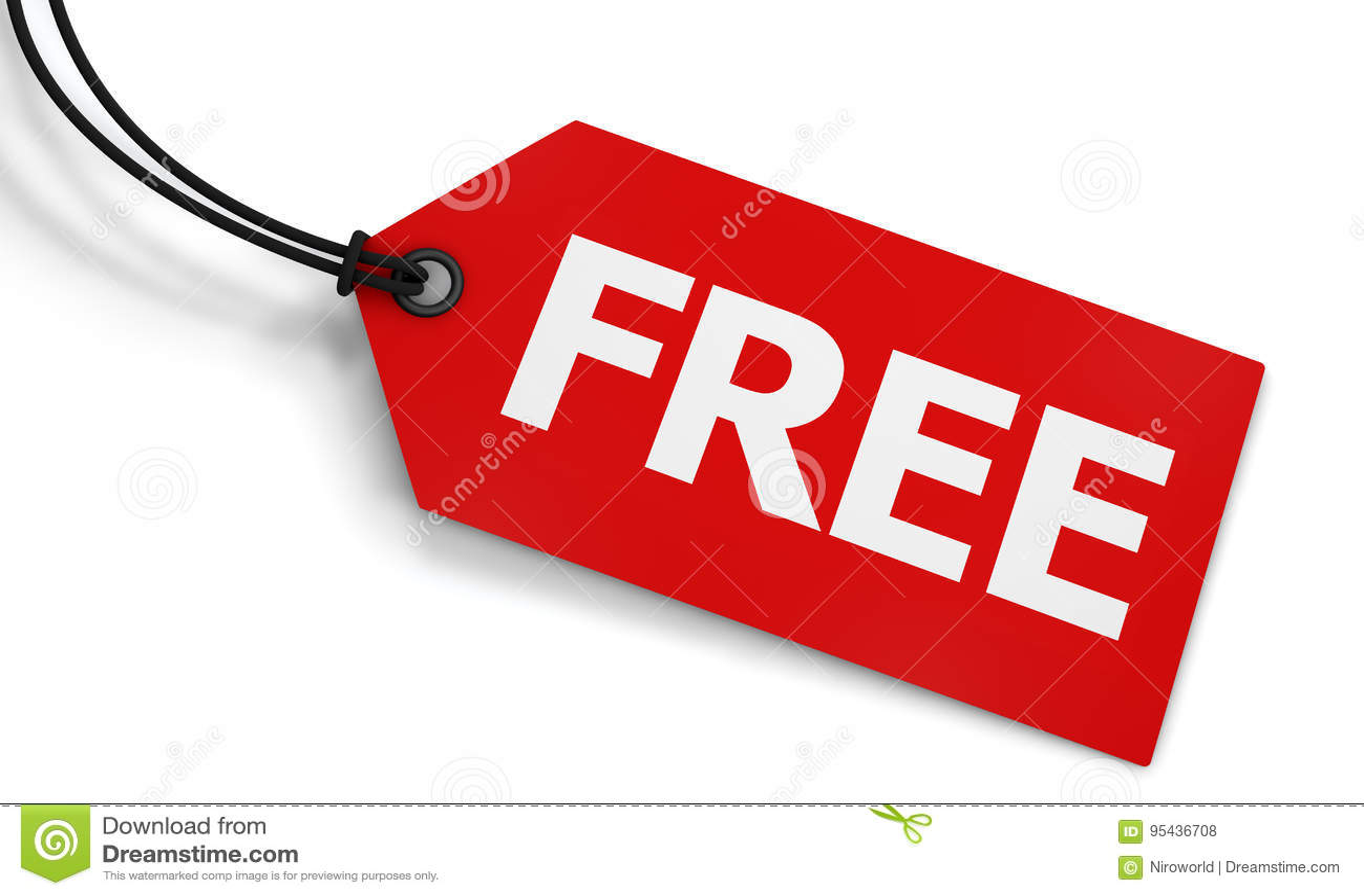 Free Price Tag Label