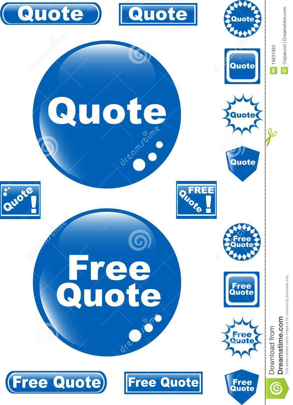 sales quote icon - photo #9