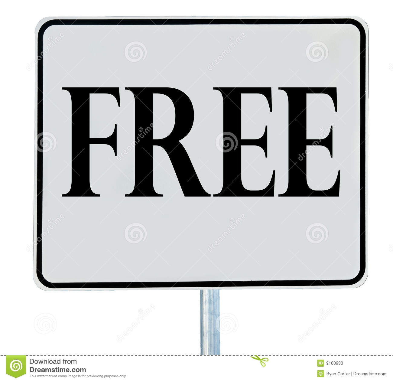 free sign stock photo image 9100930 online shopping clipart free shopping clipart images