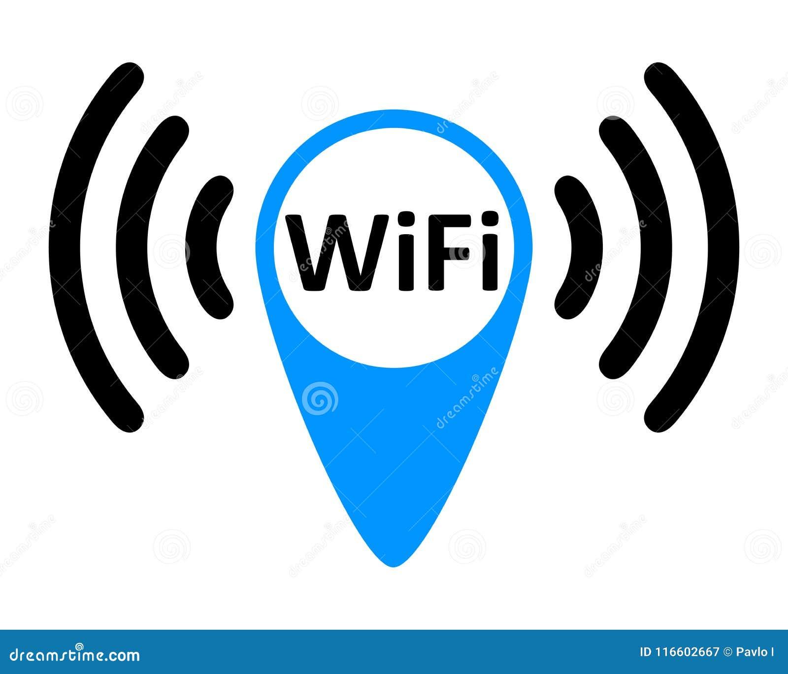 free wifi logo zone vector stock illustration illustration of rh dreamstime com free wifi logger free wifi login