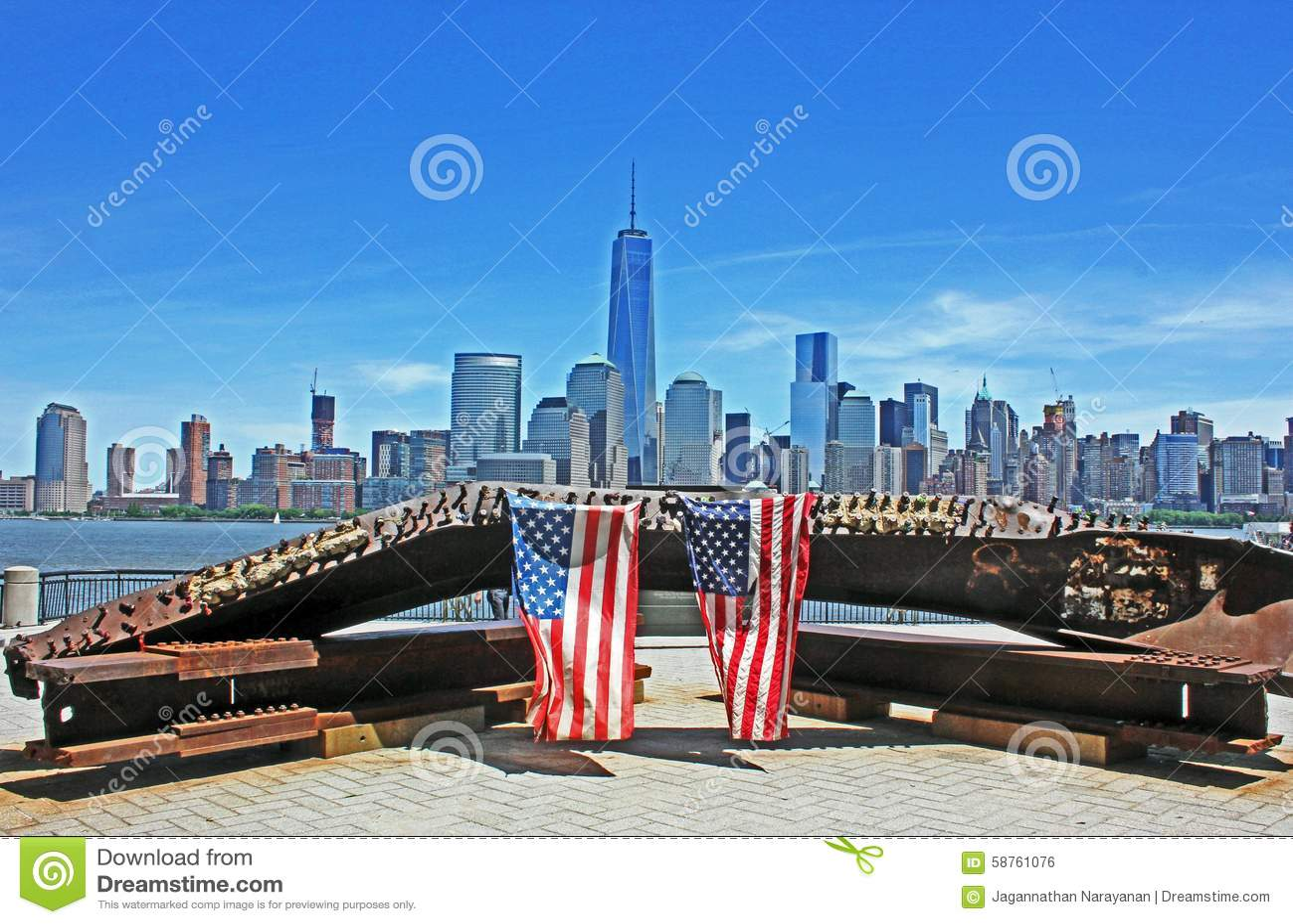 Freedom Tower, Manhattan, New York, U.S.A.