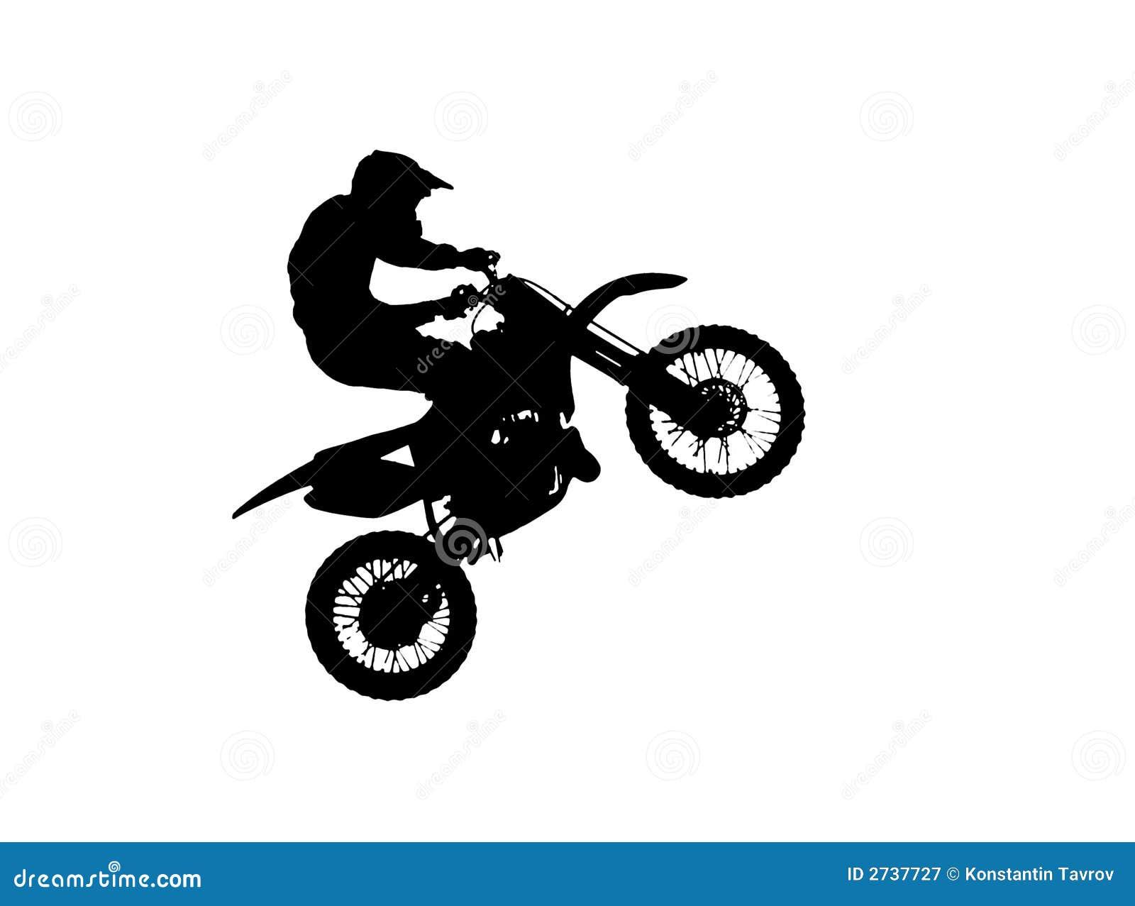 Motocross Jump Silhouette | www.pixshark.com - Images ...